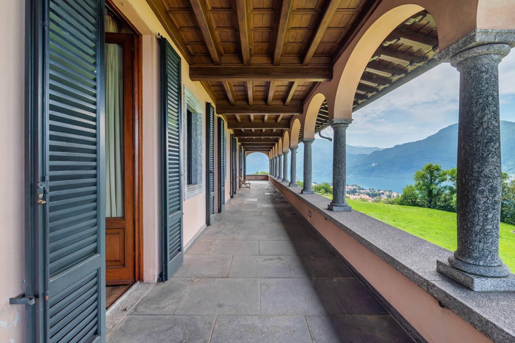 Villa in Vendita a Mandello Del Lario: 5 locali, 900 mq - Foto 10