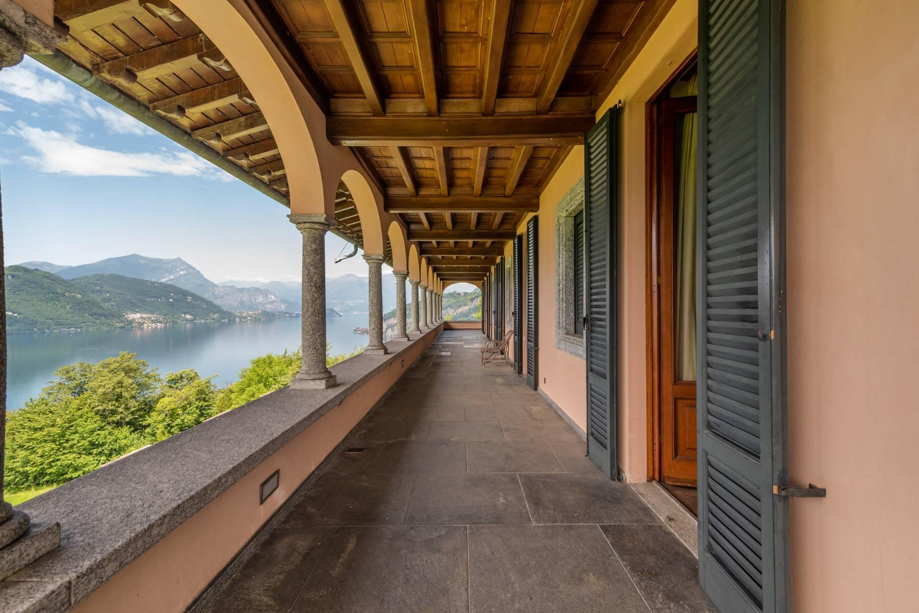Villa in Vendita a Mandello Del Lario: 5 locali, 900 mq - Foto 9