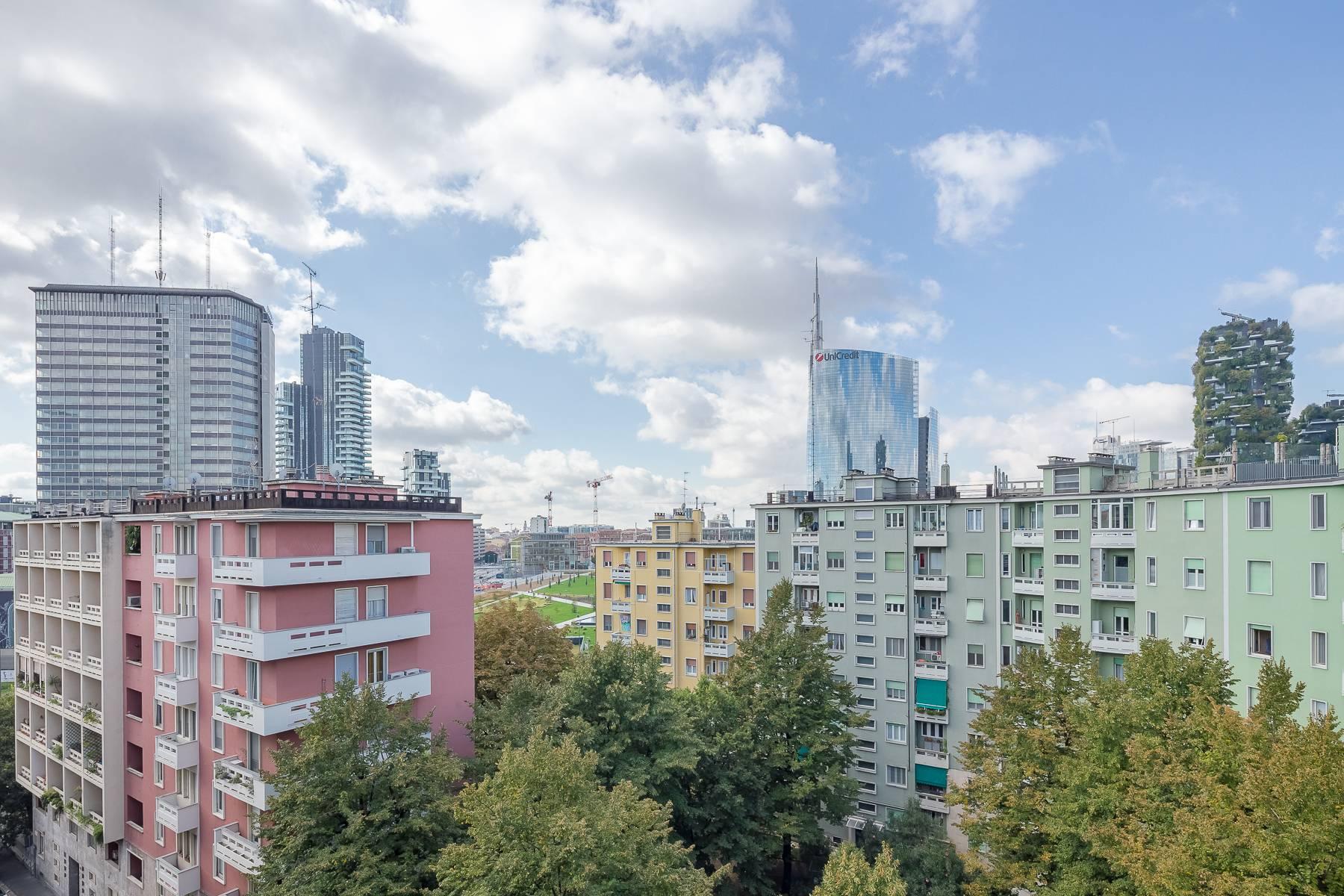 Attico in Affitto a Milano: 3 locali, 115 mq - Foto 1