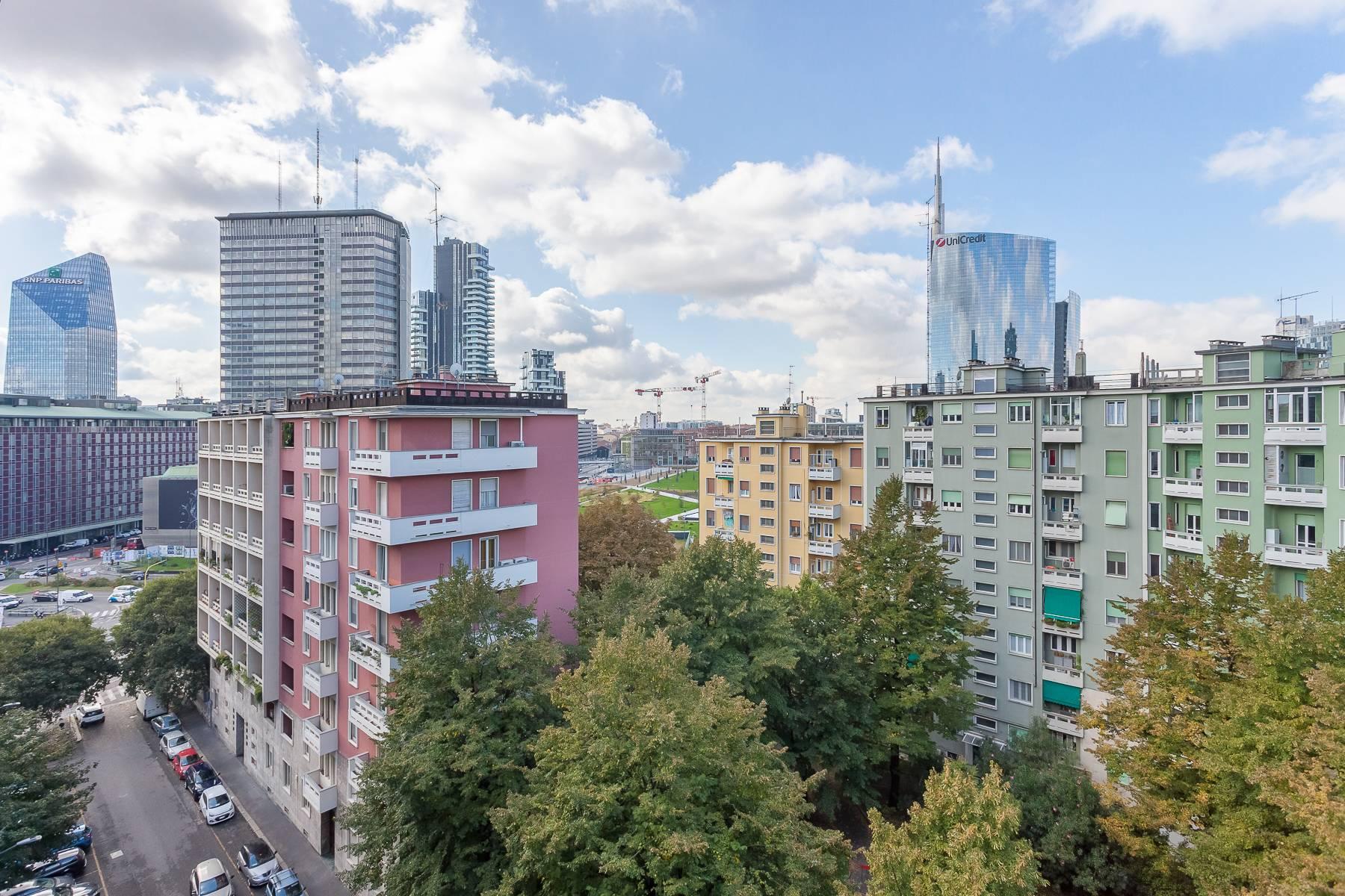Attico in Affitto a Milano: 3 locali, 115 mq - Foto 19