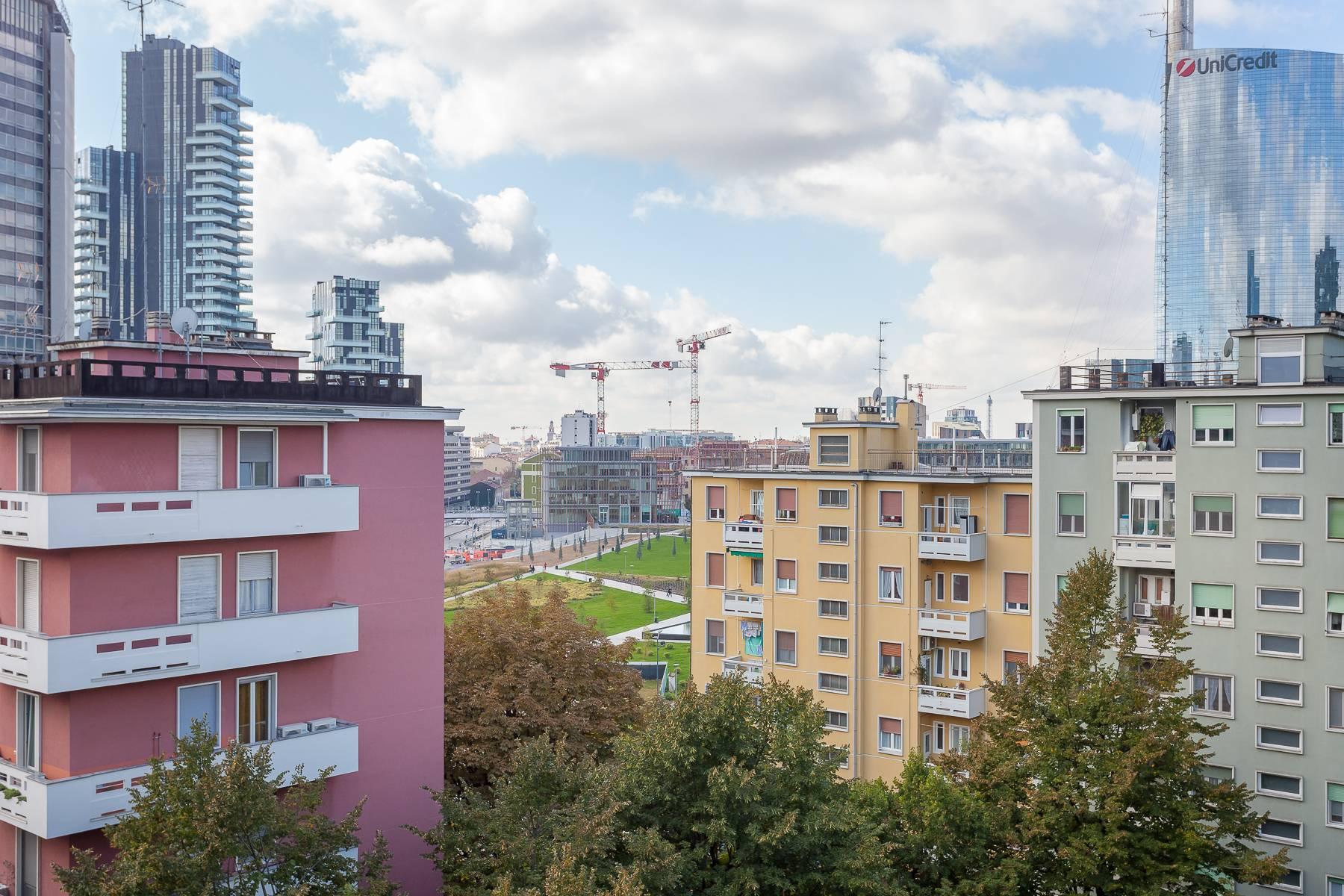 Attico in Affitto a Milano: 3 locali, 115 mq - Foto 21