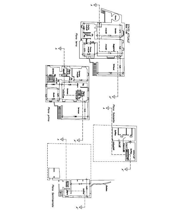 Villa in Affitto a Rignano Sull'Arno: 5 locali, 480 mq - Foto 28