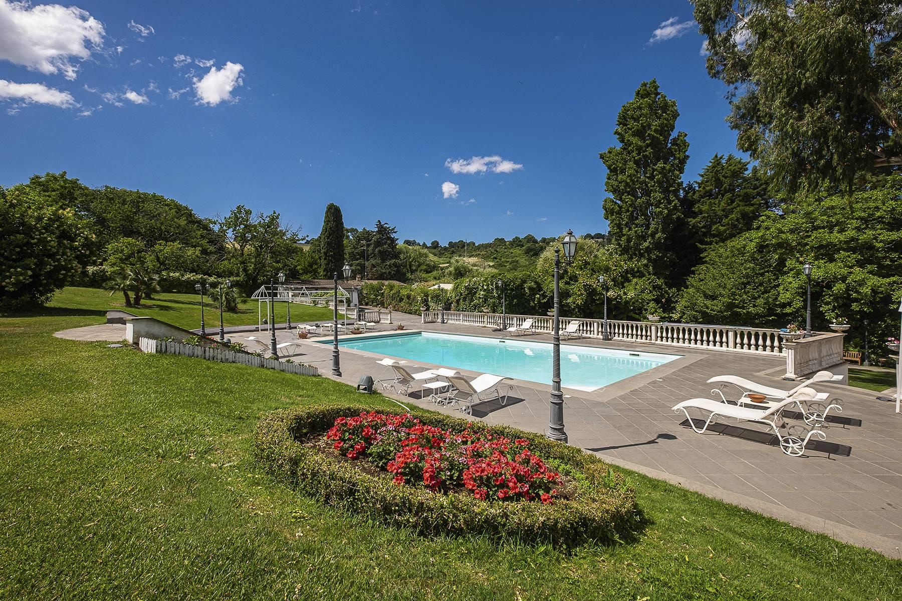 Villa in Vendita a Campagnano Di Roma: 5 locali, 680 mq - Foto 5