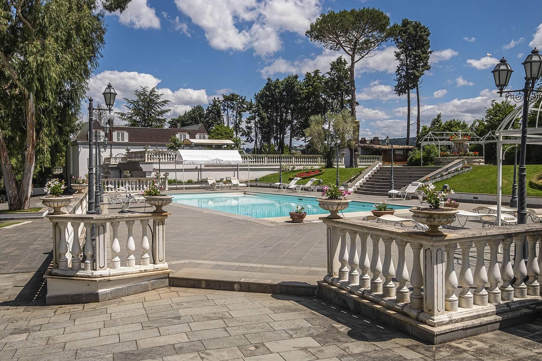 Villa in Vendita a Campagnano Di Roma: 5 locali, 680 mq - Foto 6