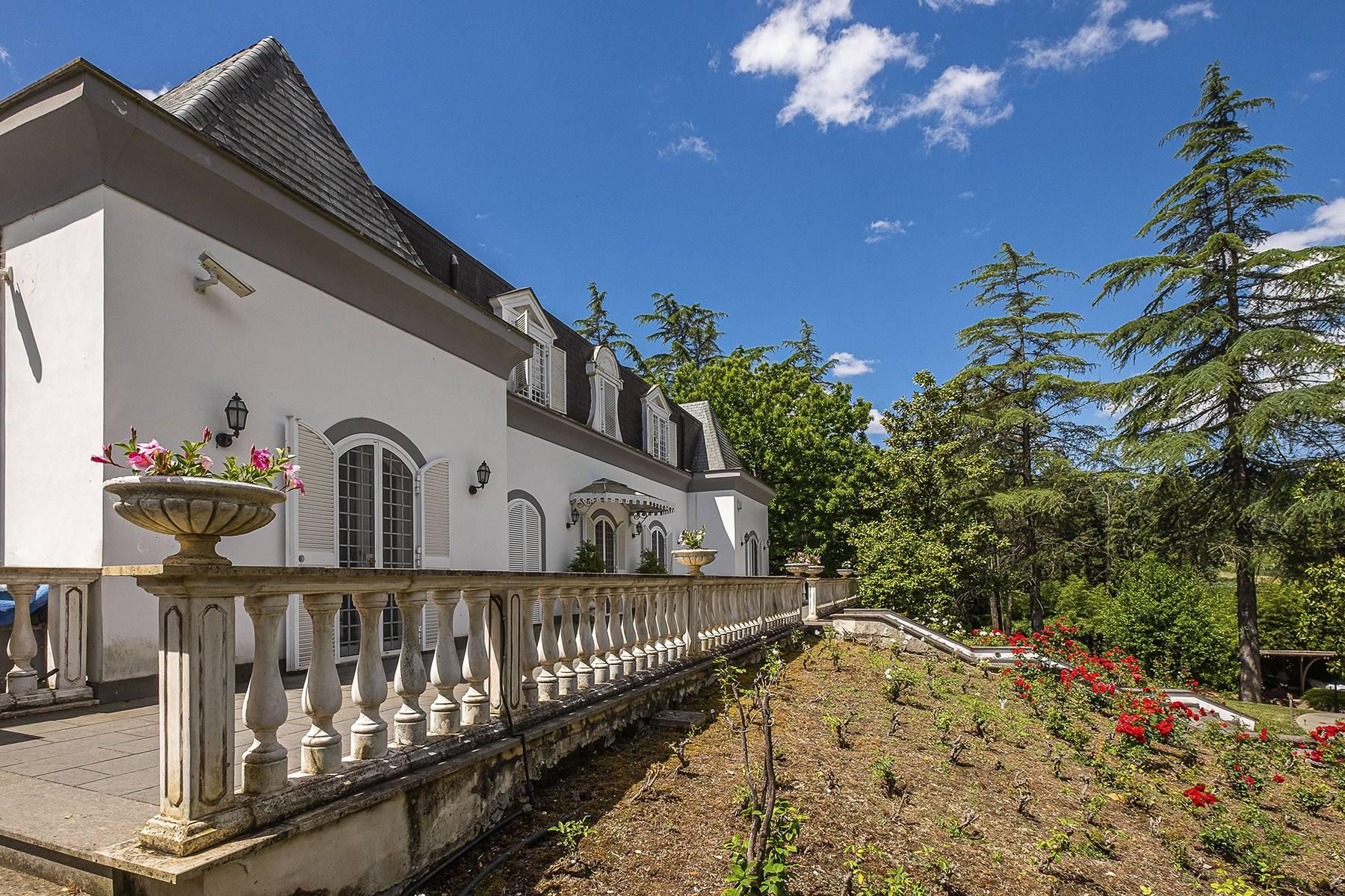 Villa in Vendita a Campagnano Di Roma: 5 locali, 680 mq - Foto 21
