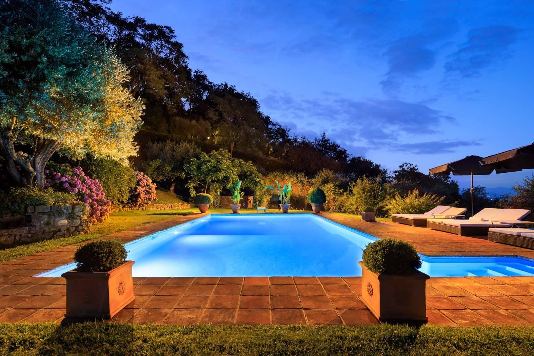 Villa in Affitto a Rignano Sull'Arno: 5 locali, 480 mq - Foto 5