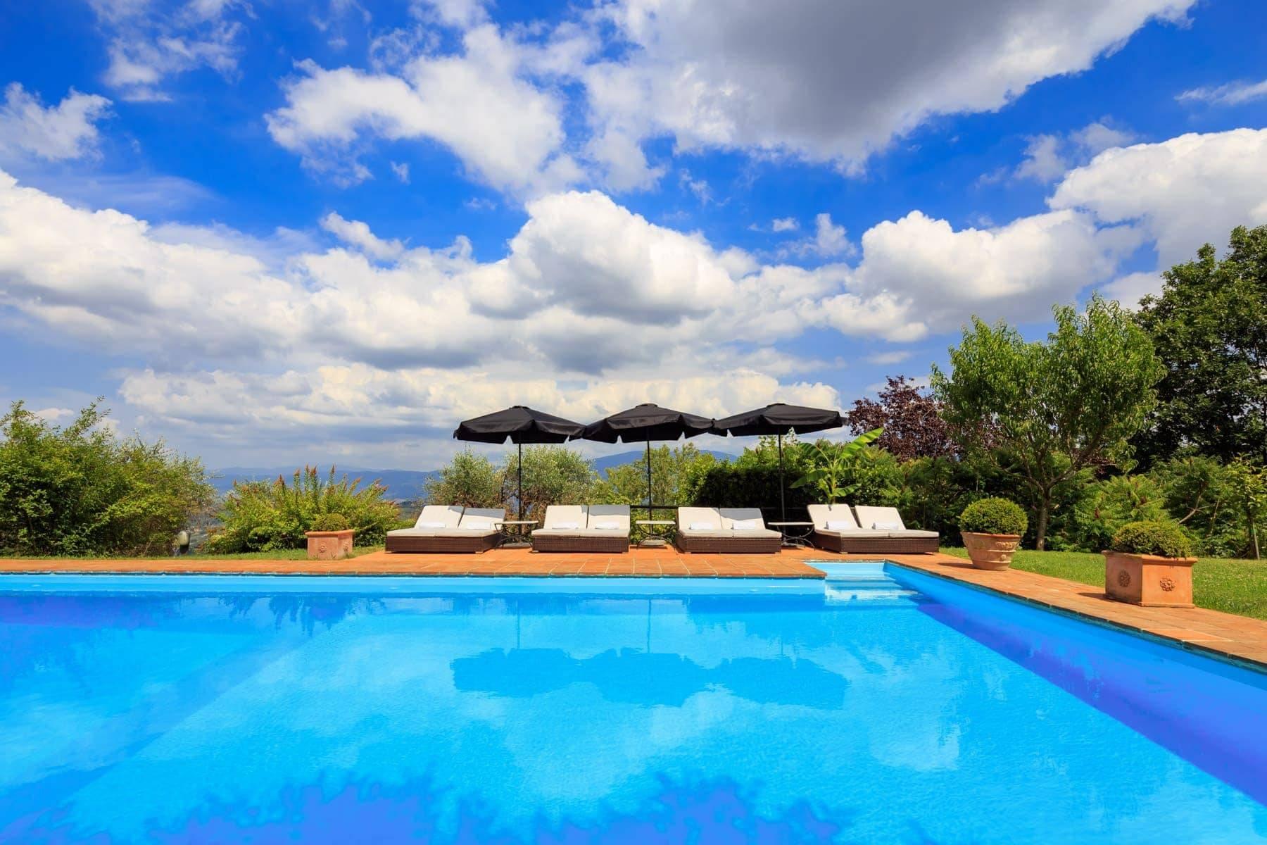 Villa in Affitto a Rignano Sull'Arno: 5 locali, 480 mq - Foto 7