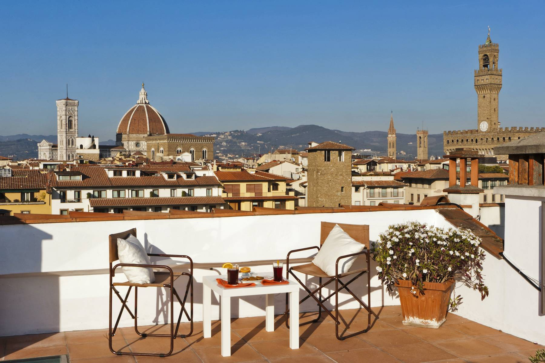 Attico in Affitto a Firenze Centro: 5 locali, 125 mq