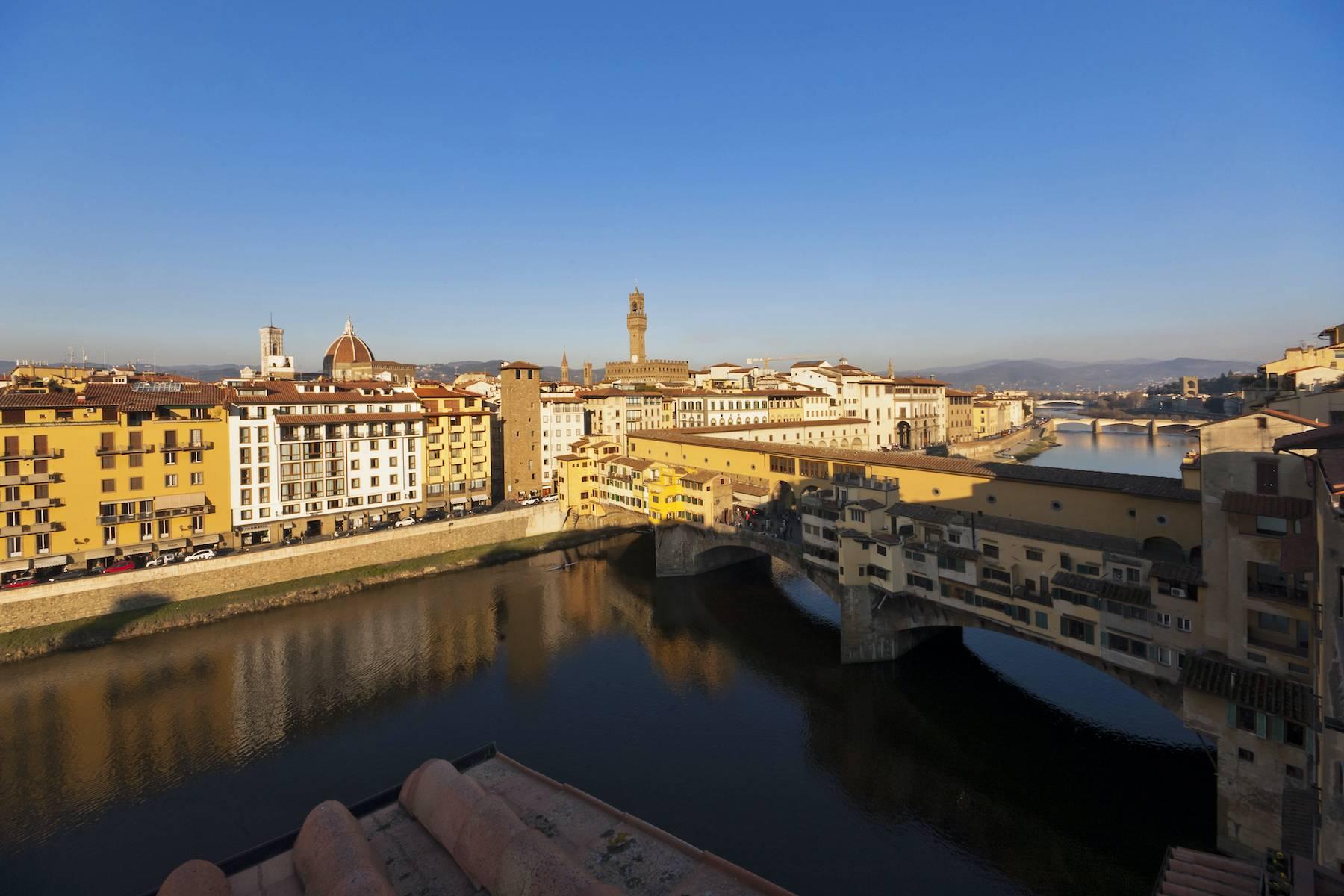 Attico in Affitto a Firenze: 5 locali, 125 mq - Foto 4