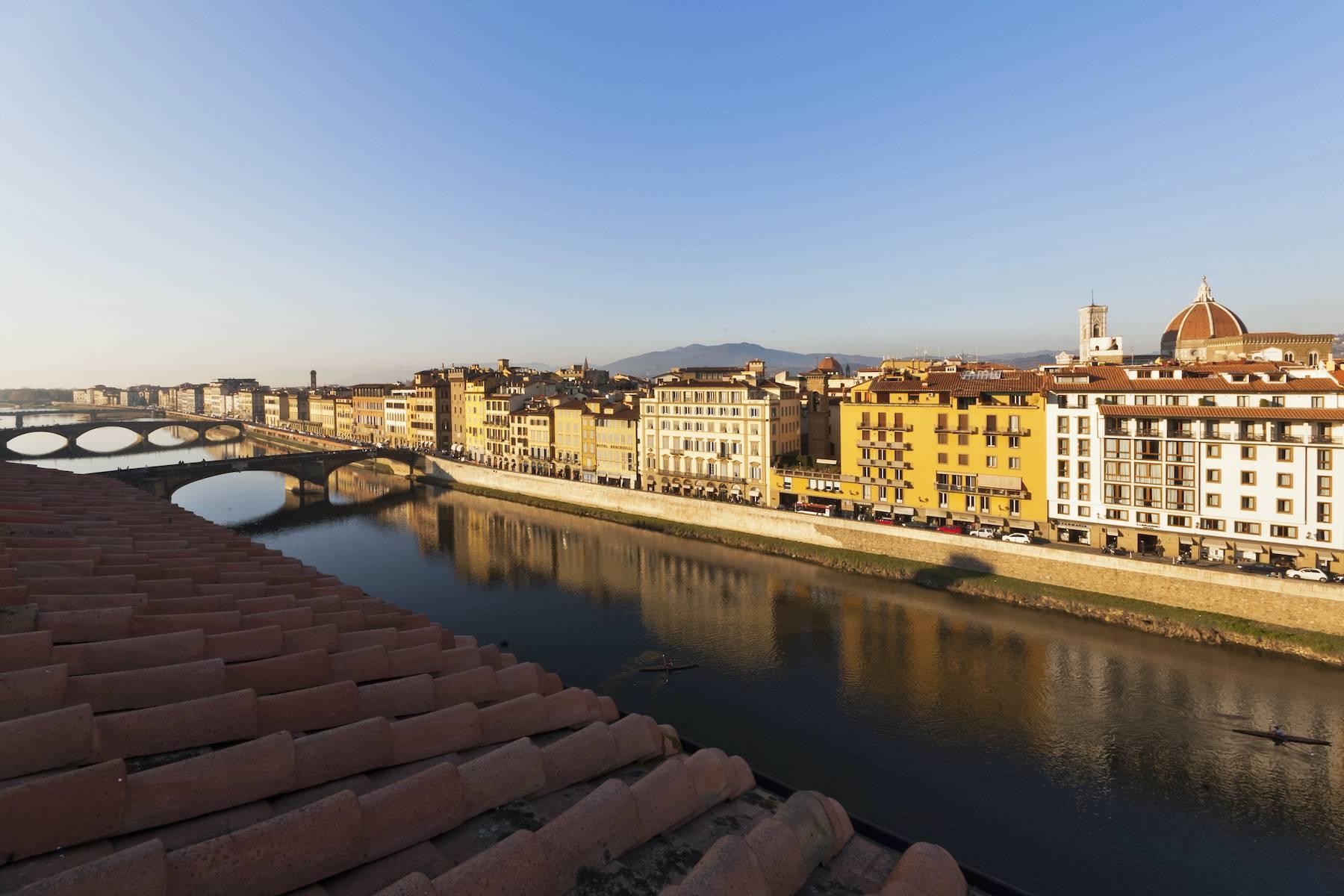Attico in Affitto a Firenze: 5 locali, 125 mq - Foto 5
