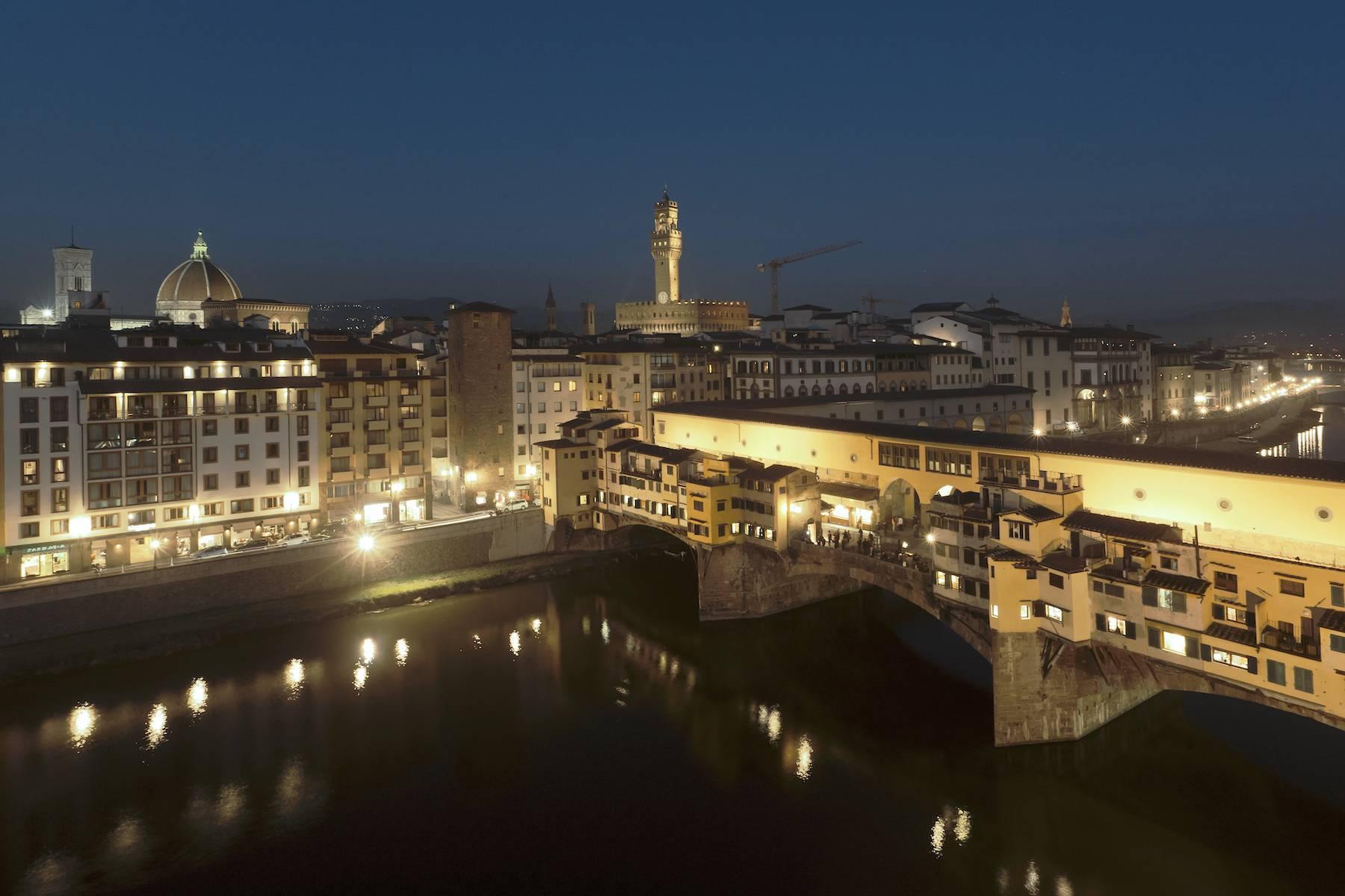 Attico in Affitto a Firenze: 5 locali, 125 mq - Foto 6