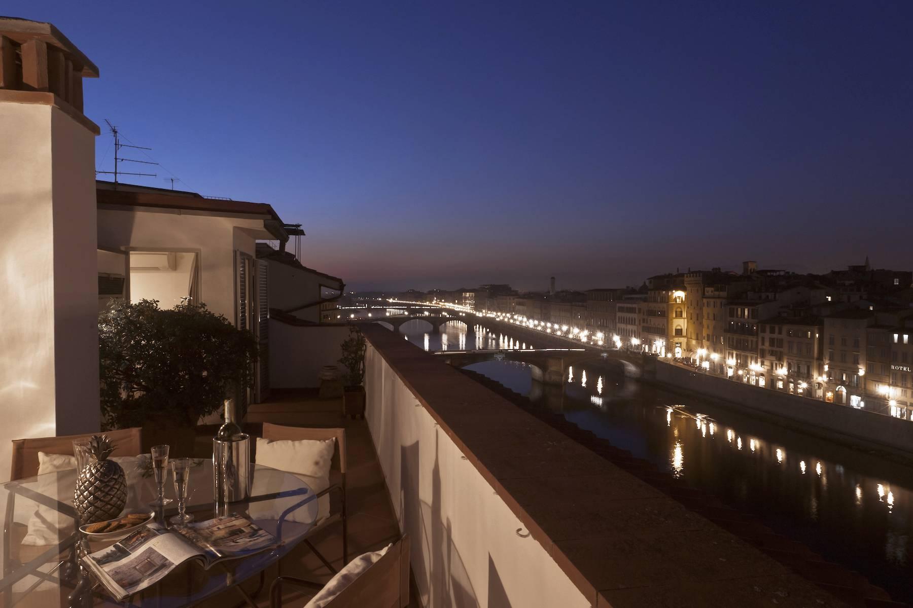Attico in Affitto a Firenze: 5 locali, 125 mq - Foto 11