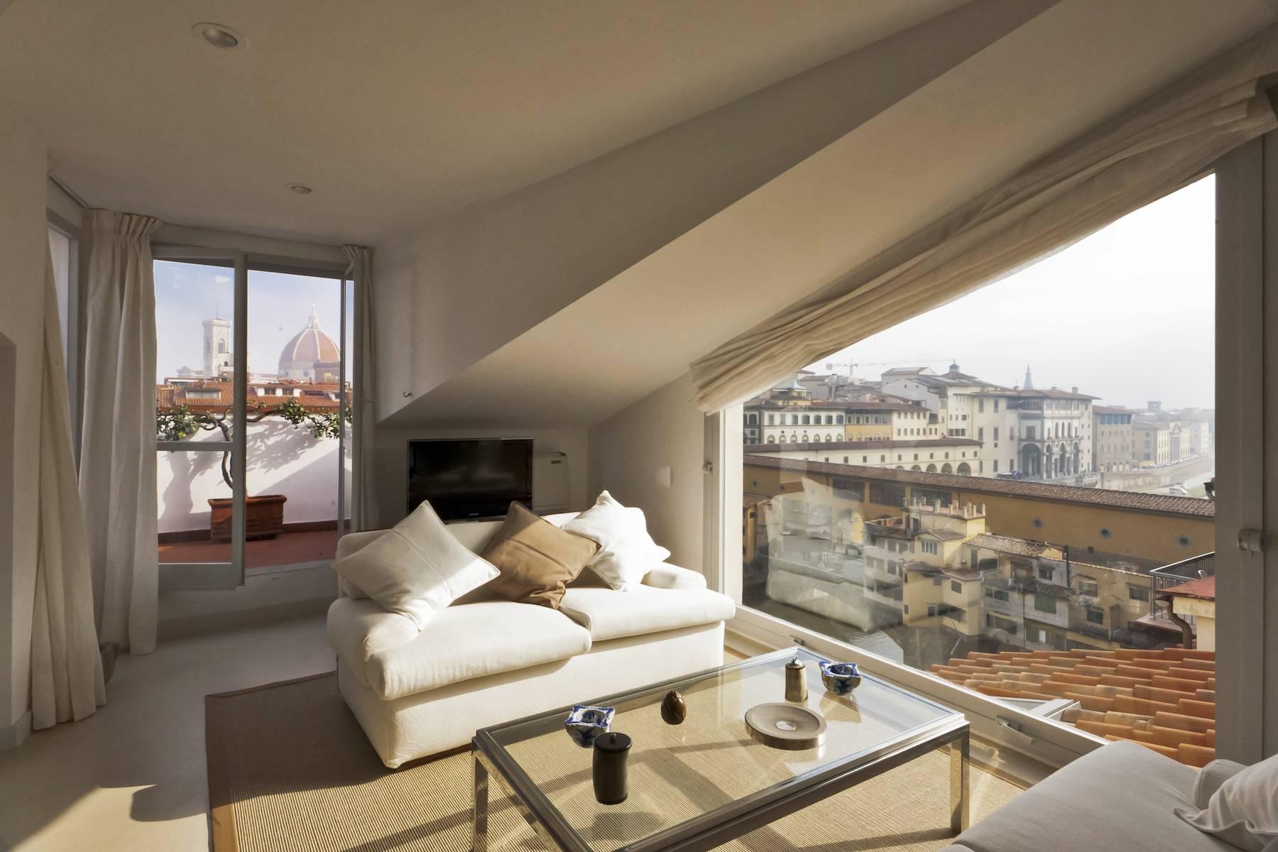 Attico in Affitto a Firenze: 5 locali, 125 mq - Foto 3