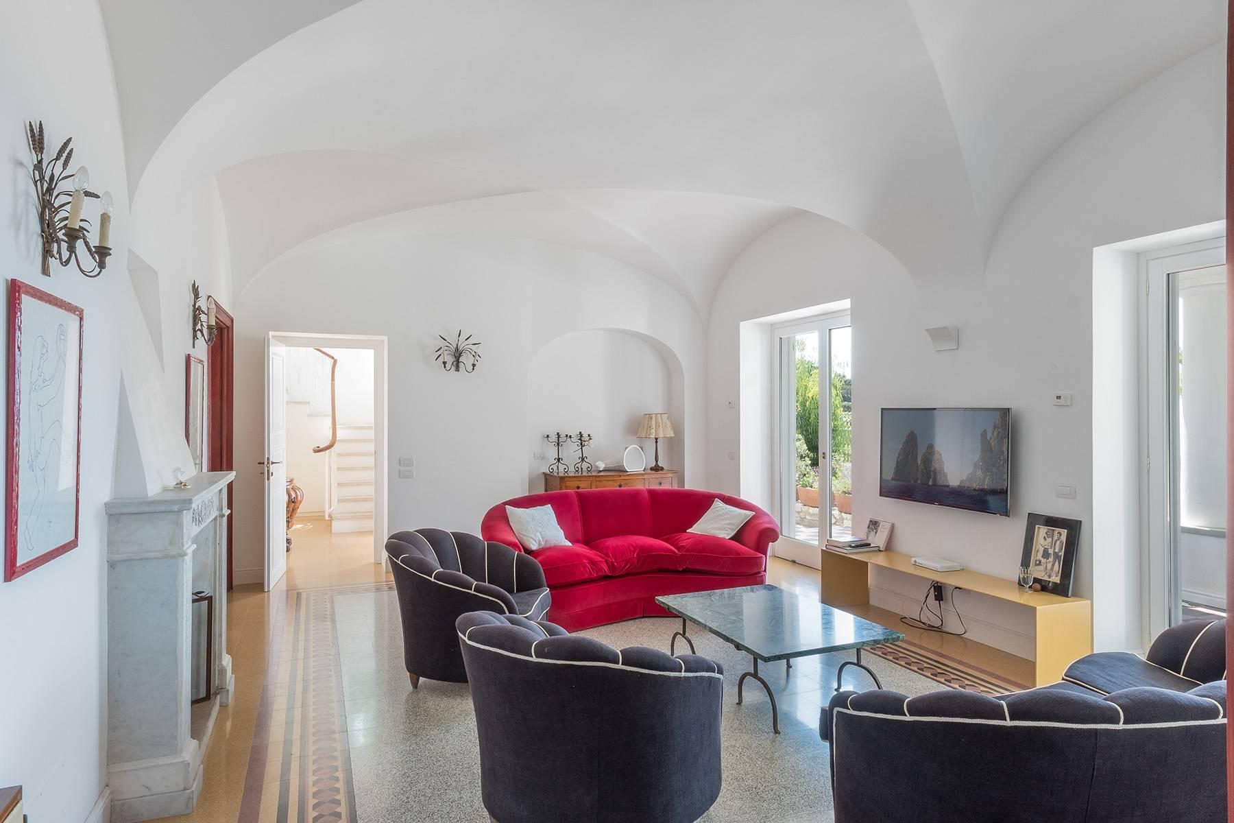 Villa in Vendita a Capri: 5 locali, 450 mq - Foto 10