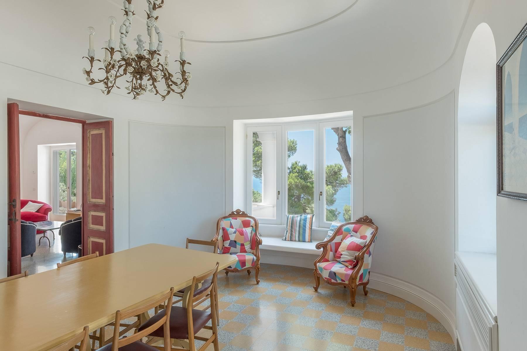 Villa in Vendita a Capri: 5 locali, 450 mq - Foto 11