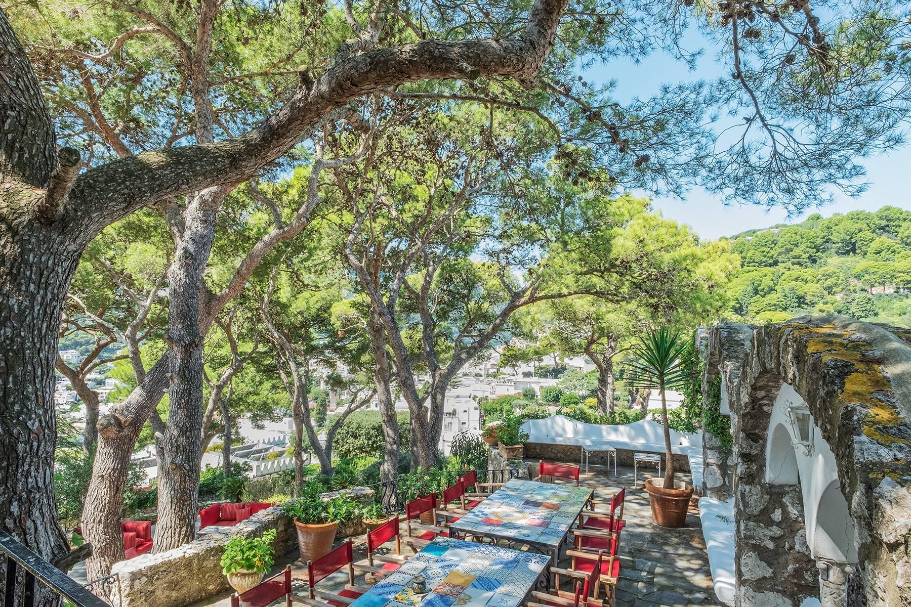 Villa in Vendita a Capri: 5 locali, 450 mq - Foto 7