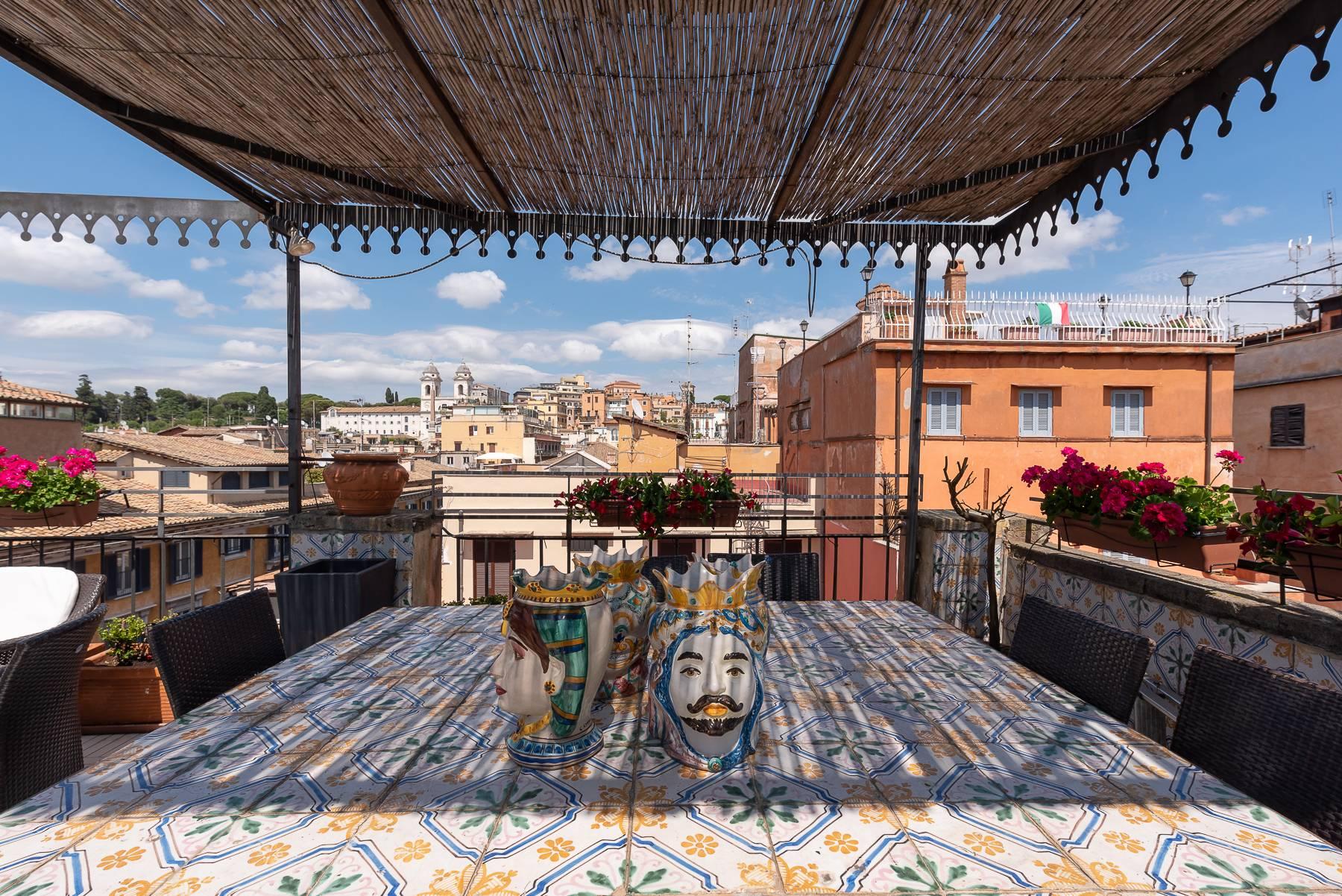 Attico in Affitto a Roma: 5 locali, 166 mq - Foto 5
