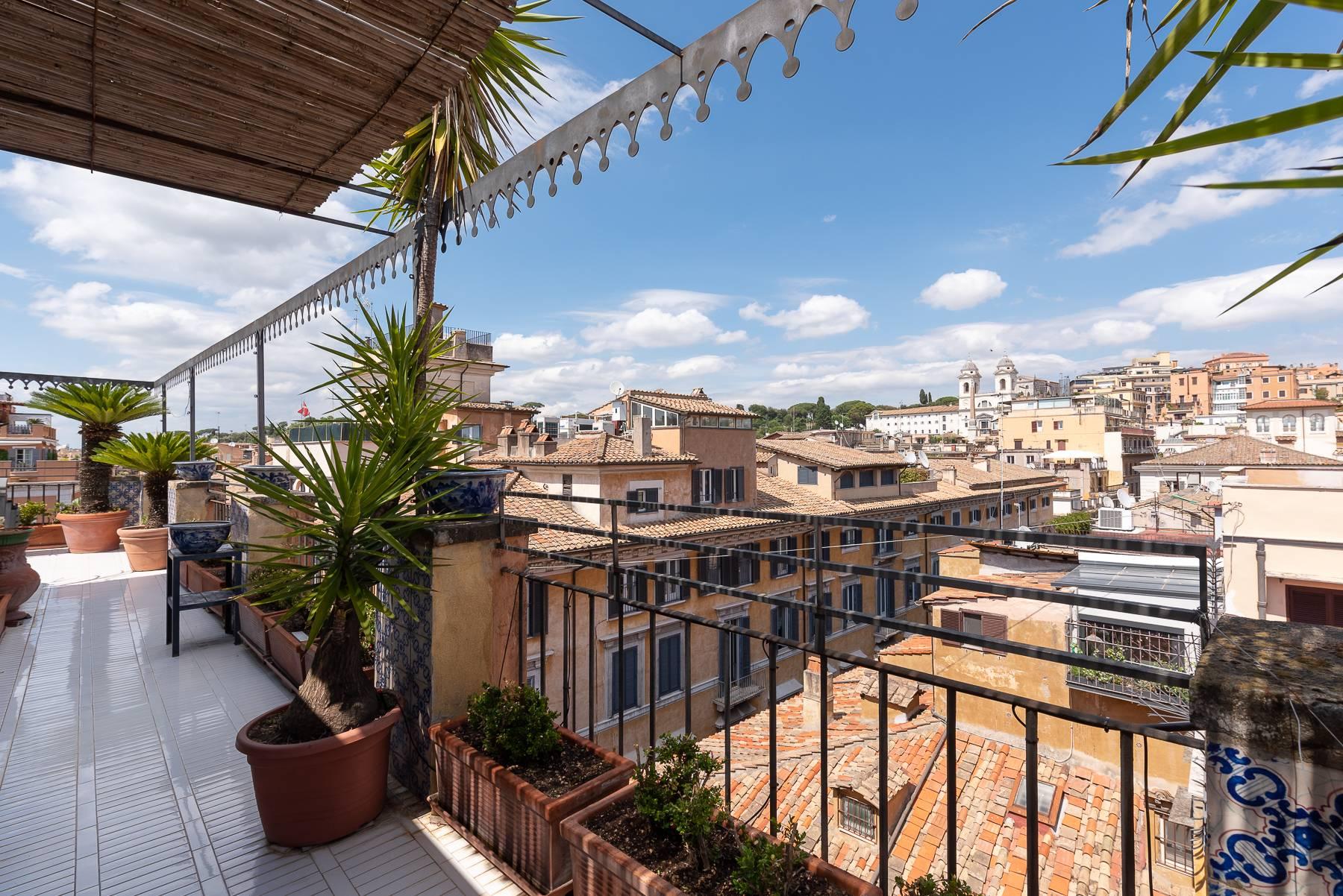 Attico in Affitto a Roma: 5 locali, 166 mq - Foto 10