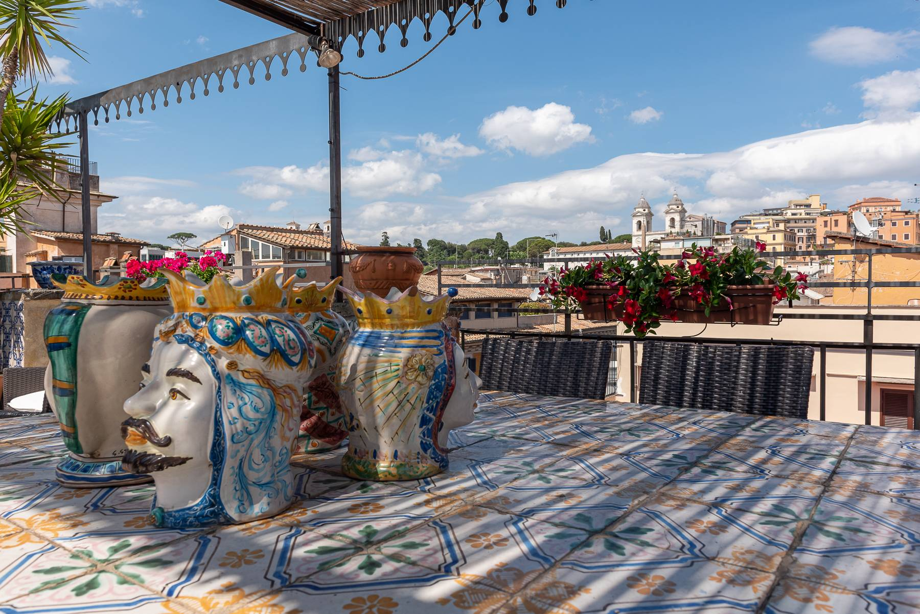 Attico in Affitto a Roma: 5 locali, 166 mq - Foto 6