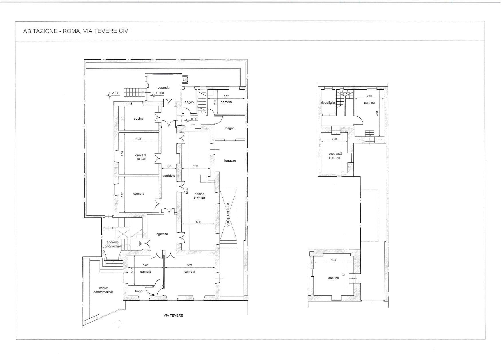 Appartamento in Vendita a Roma: 5 locali, 322 mq - Foto 21