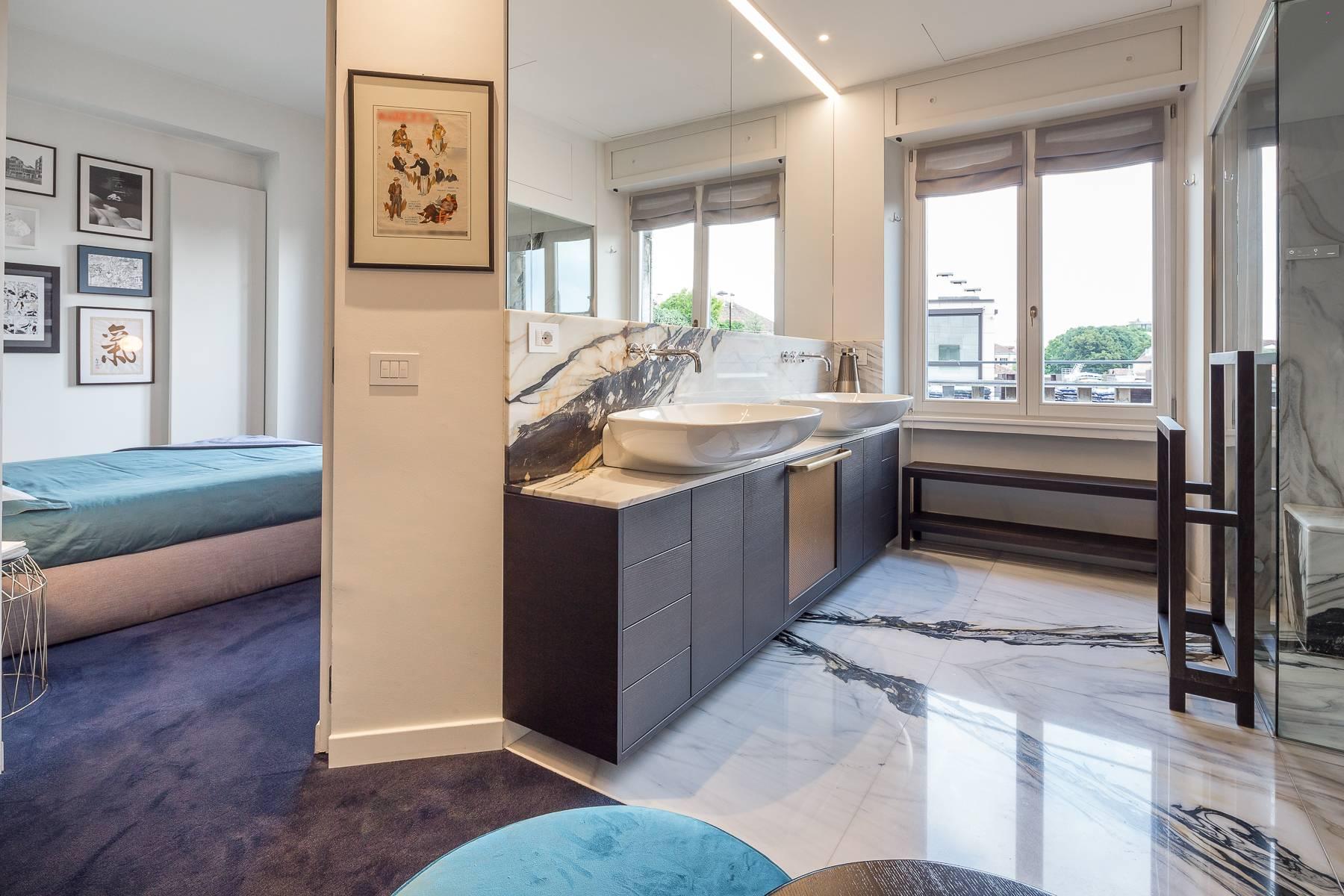 Appartamento in Vendita a Milano: 4 locali, 190 mq - Foto 25