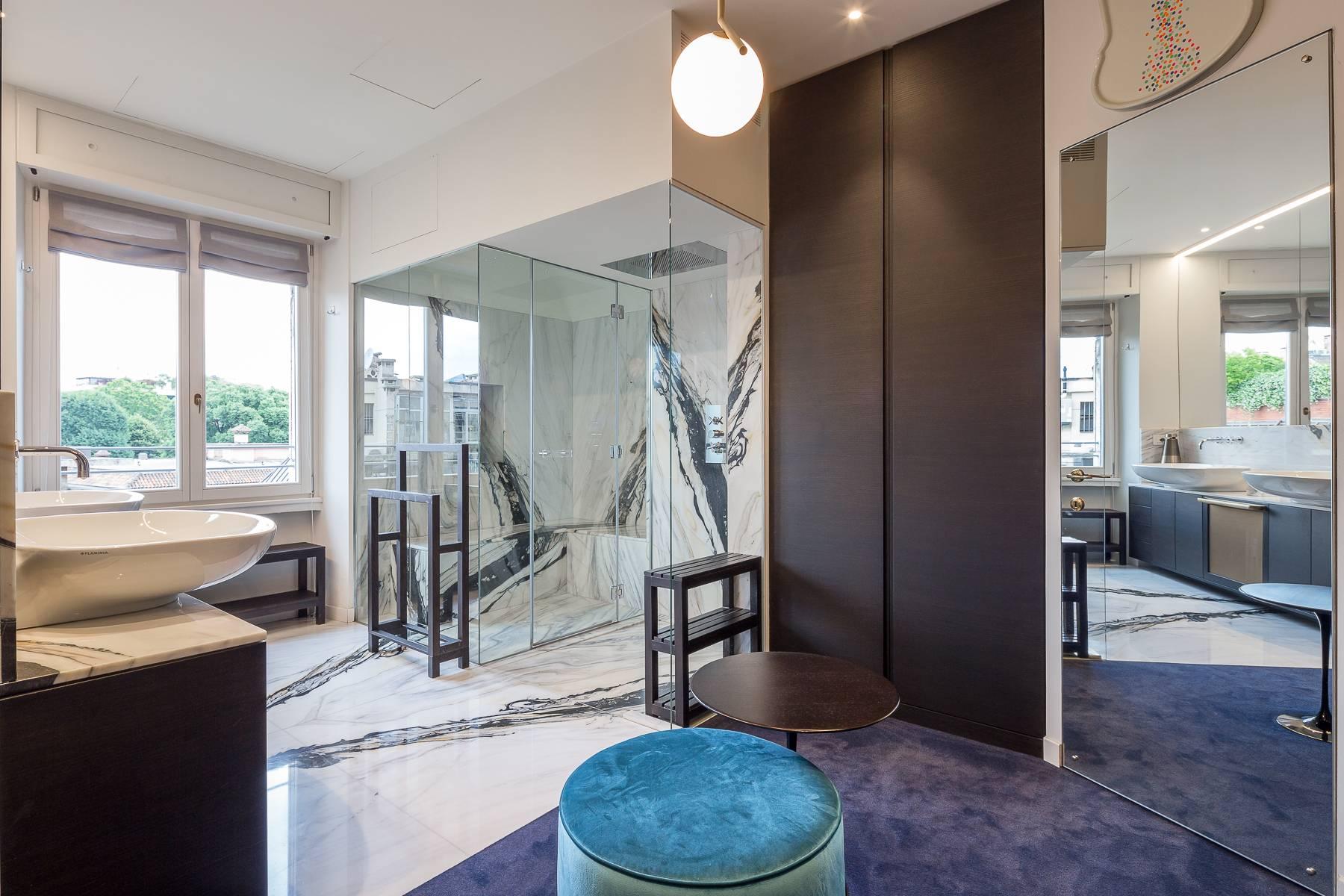 Appartamento in Vendita a Milano: 4 locali, 190 mq - Foto 11