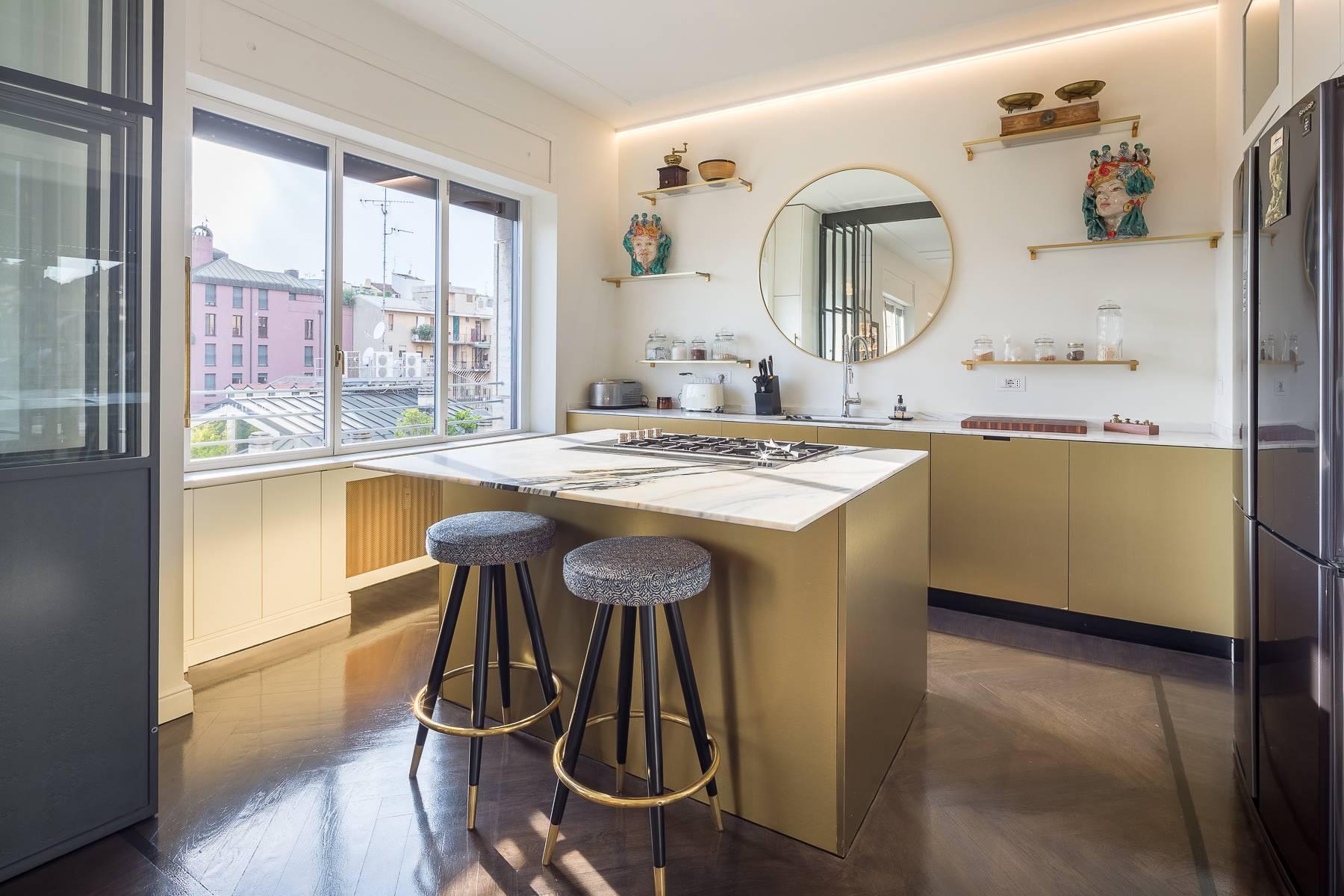Appartamento in Vendita a Milano: 4 locali, 190 mq - Foto 12