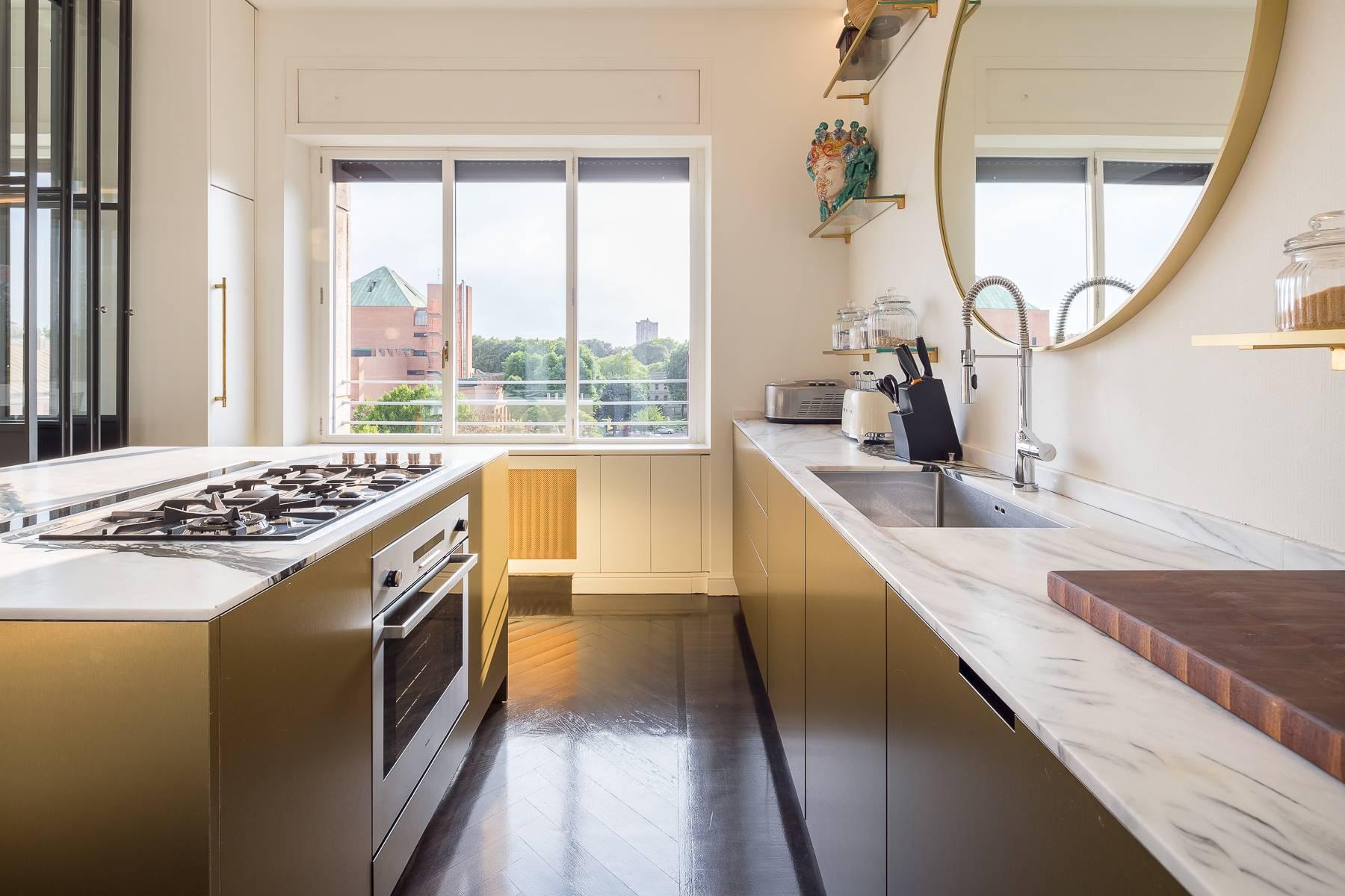 Appartamento in Vendita a Milano: 4 locali, 190 mq - Foto 15