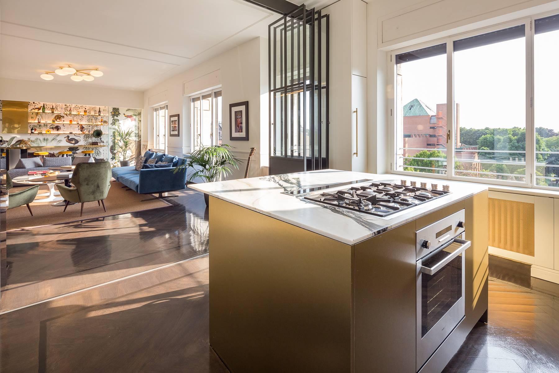 Appartamento in Vendita a Milano: 4 locali, 190 mq - Foto 16