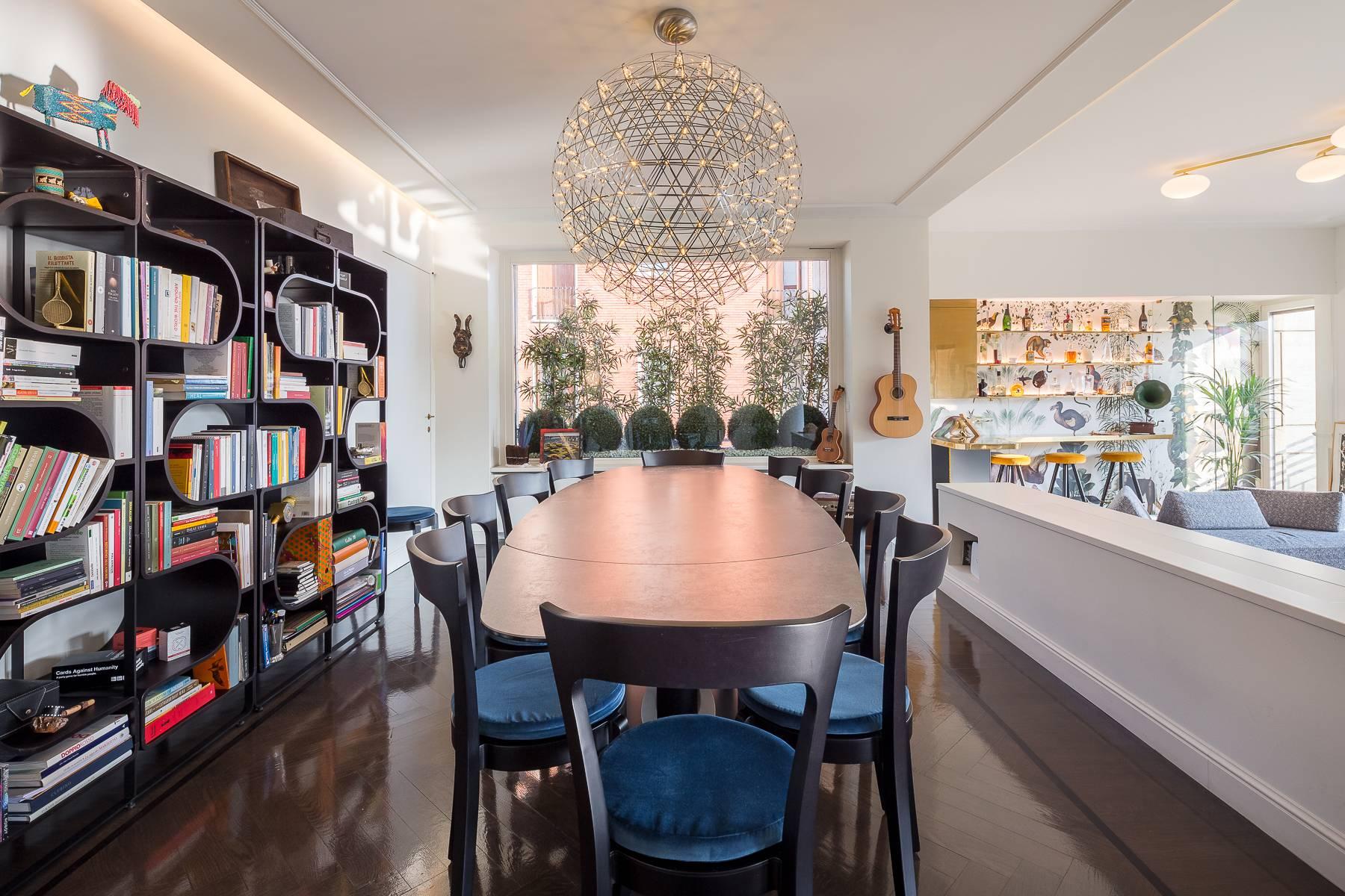 Appartamento in Vendita a Milano: 4 locali, 190 mq - Foto 5