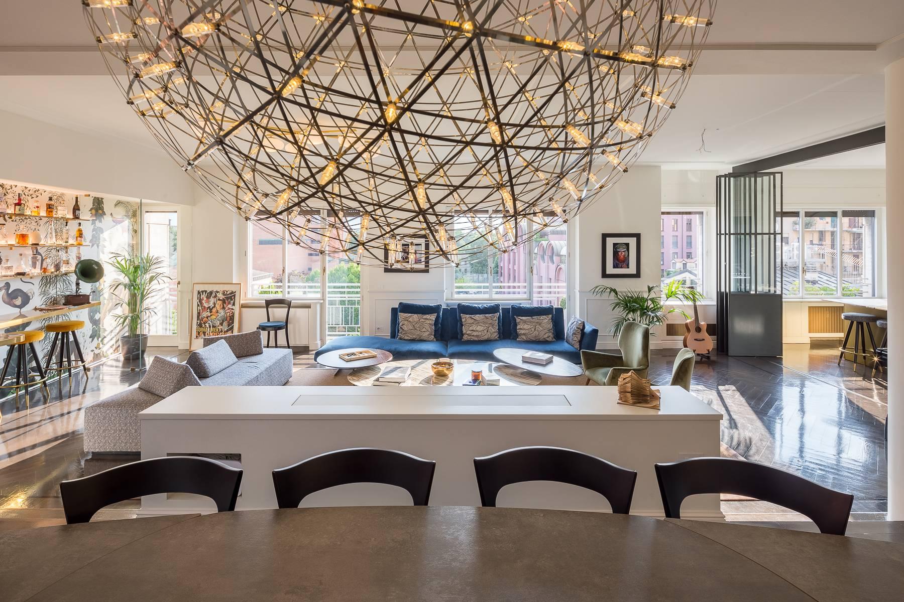 Appartamento in Vendita a Milano: 4 locali, 190 mq - Foto 7