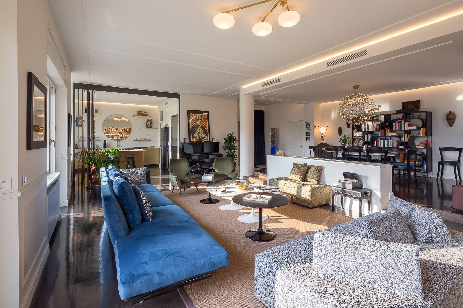 Appartamento in Vendita a Milano: 4 locali, 190 mq - Foto 4