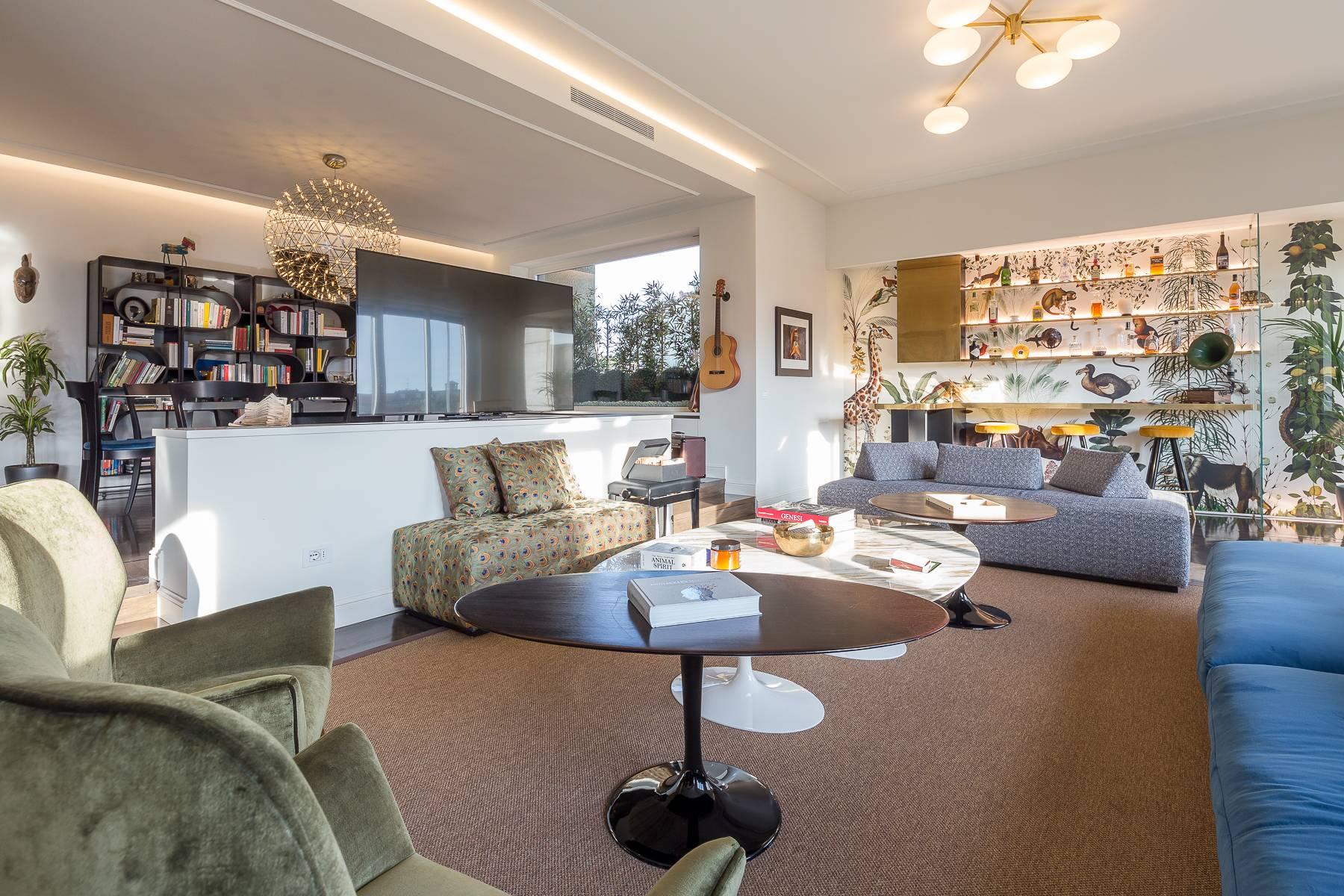 Appartamento in Vendita a Milano: 4 locali, 190 mq - Foto 2