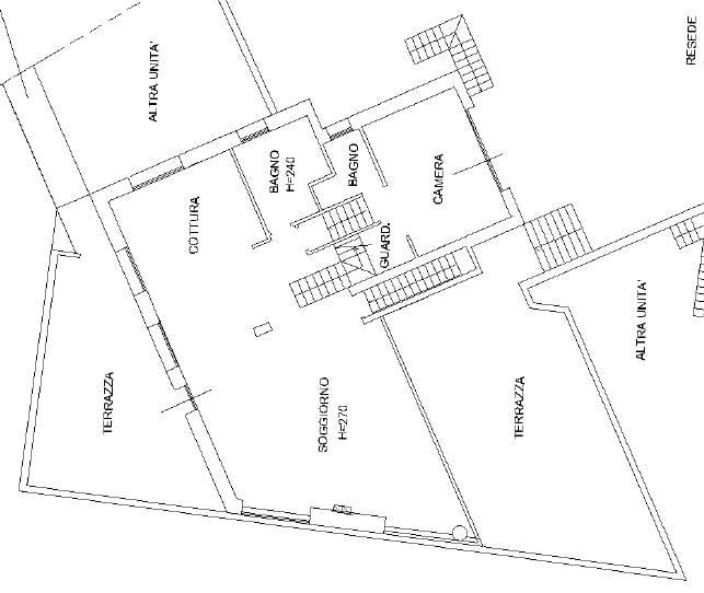 Appartamento in Vendita a Pontassieve: 5 locali, 300 mq - Foto 21