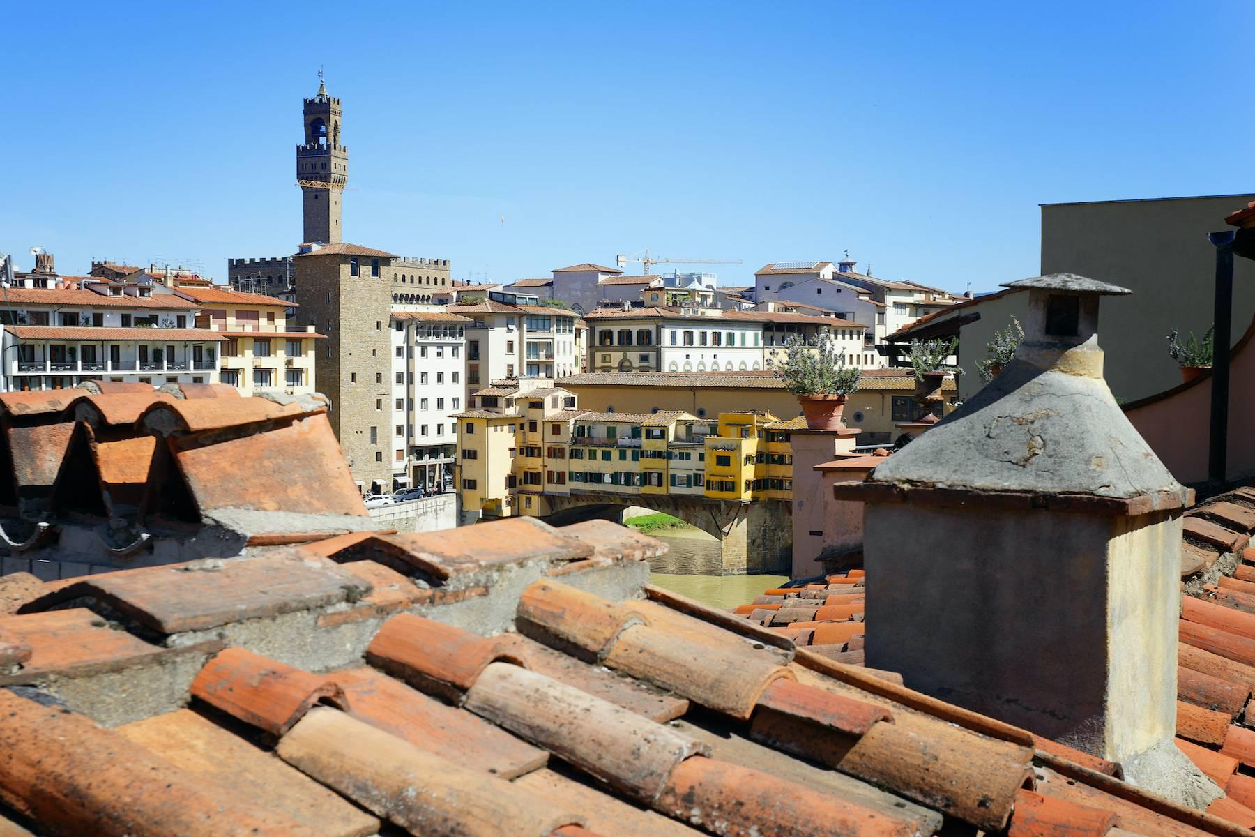 Appartamento in Affitto a Firenze: 4 locali, 135 mq - Foto 11