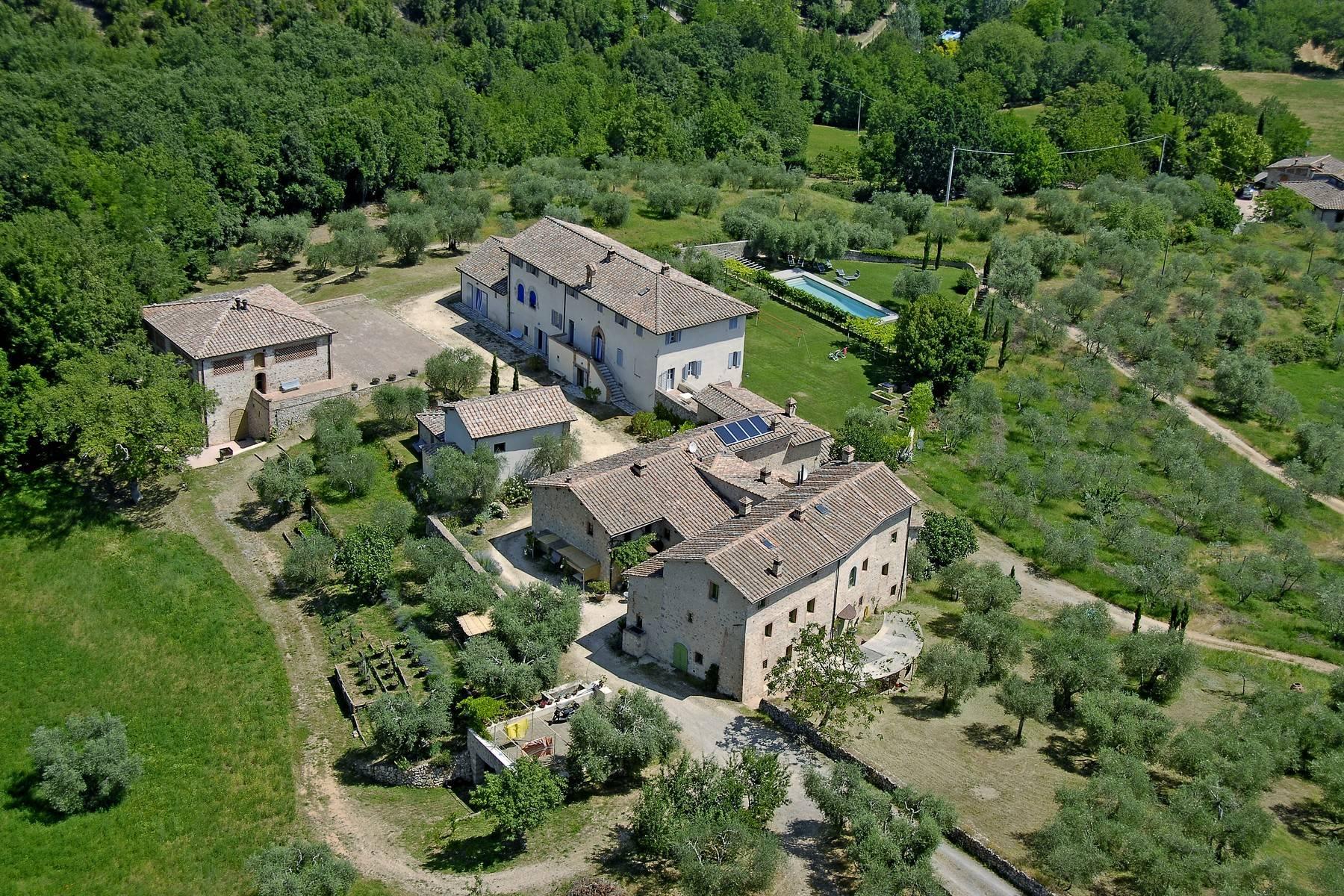 Villa in Vendita a Sovicille via viale mazzini
