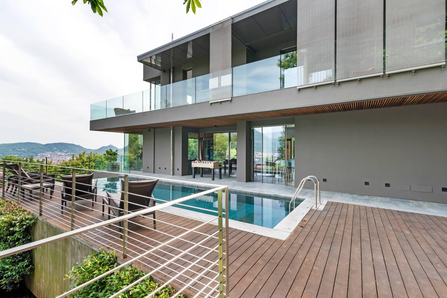 Villa in Vendita a Como: 5 locali, 700 mq - Foto 4
