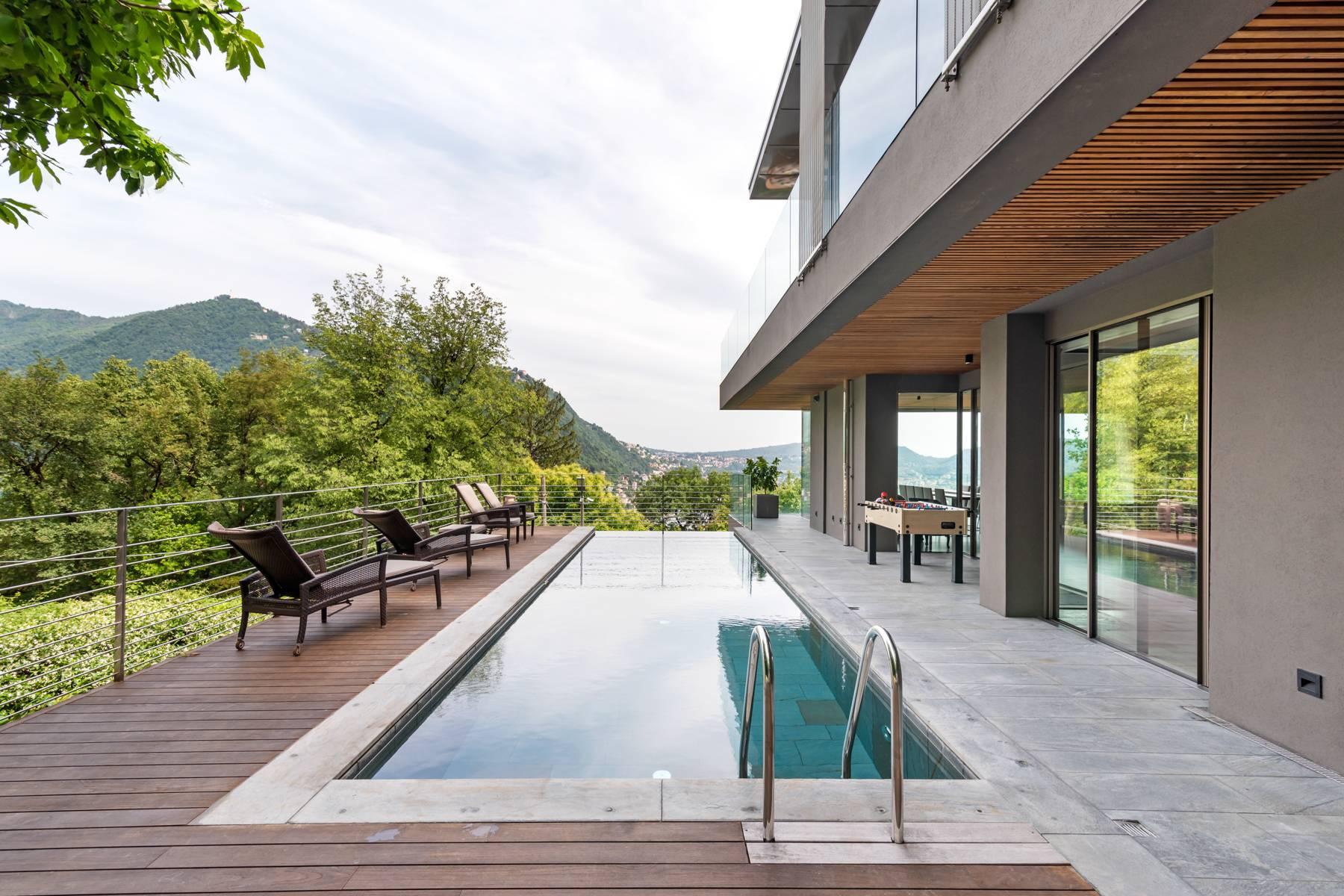 Villa in Vendita a Como: 5 locali, 700 mq - Foto 13