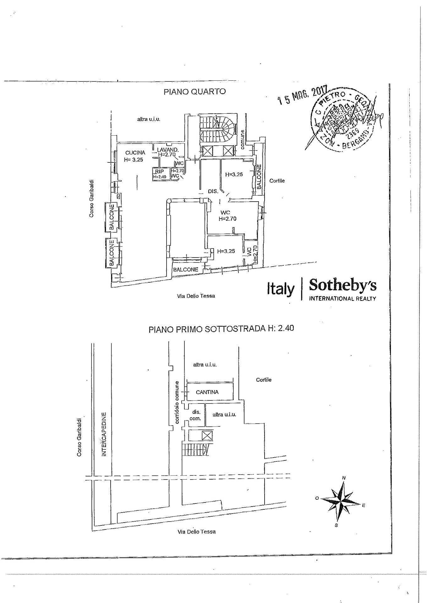 Appartamento in Vendita a Milano: 4 locali, 190 mq - Foto 29