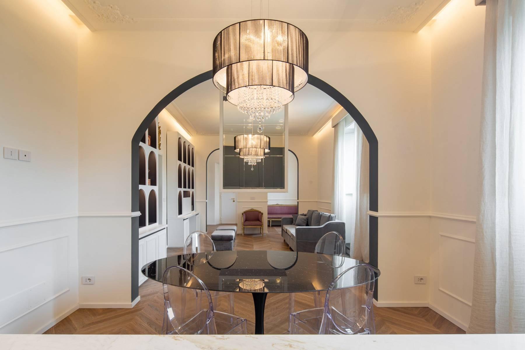 Appartamento in Affitto a Firenze Centro: 4 locali, 135 mq