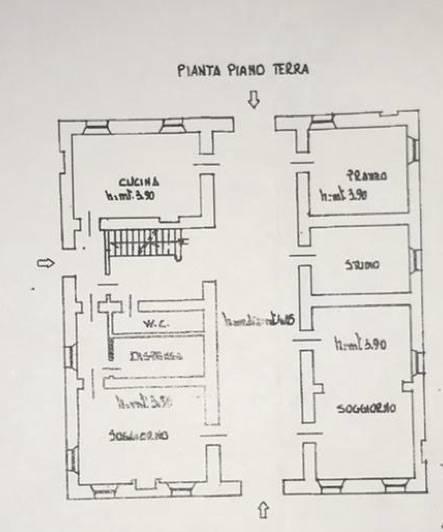 Villa in Vendita a Collecchio: 5 locali, 1310 mq - Foto 21