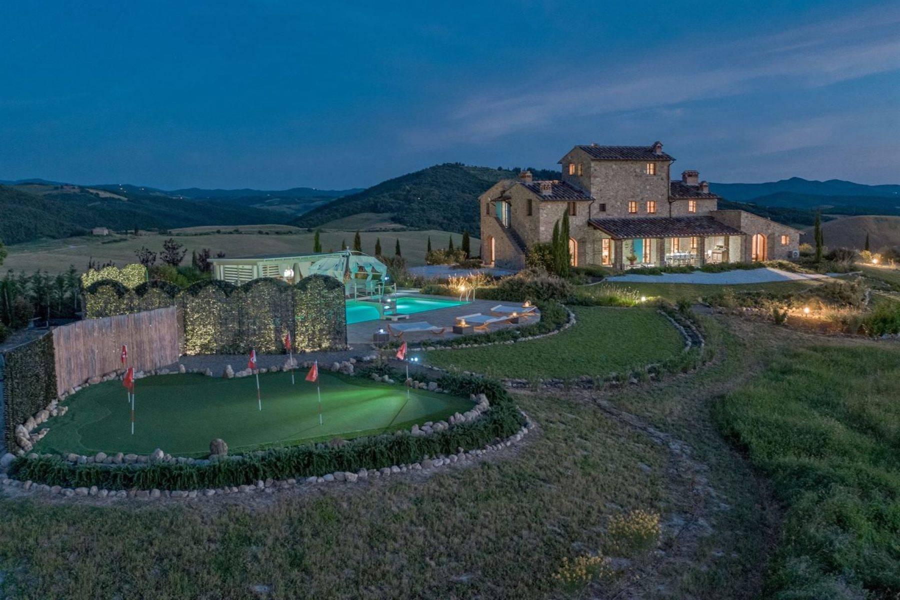 Villa in Vendita a Volterra: 5 locali, 450 mq - Foto 2