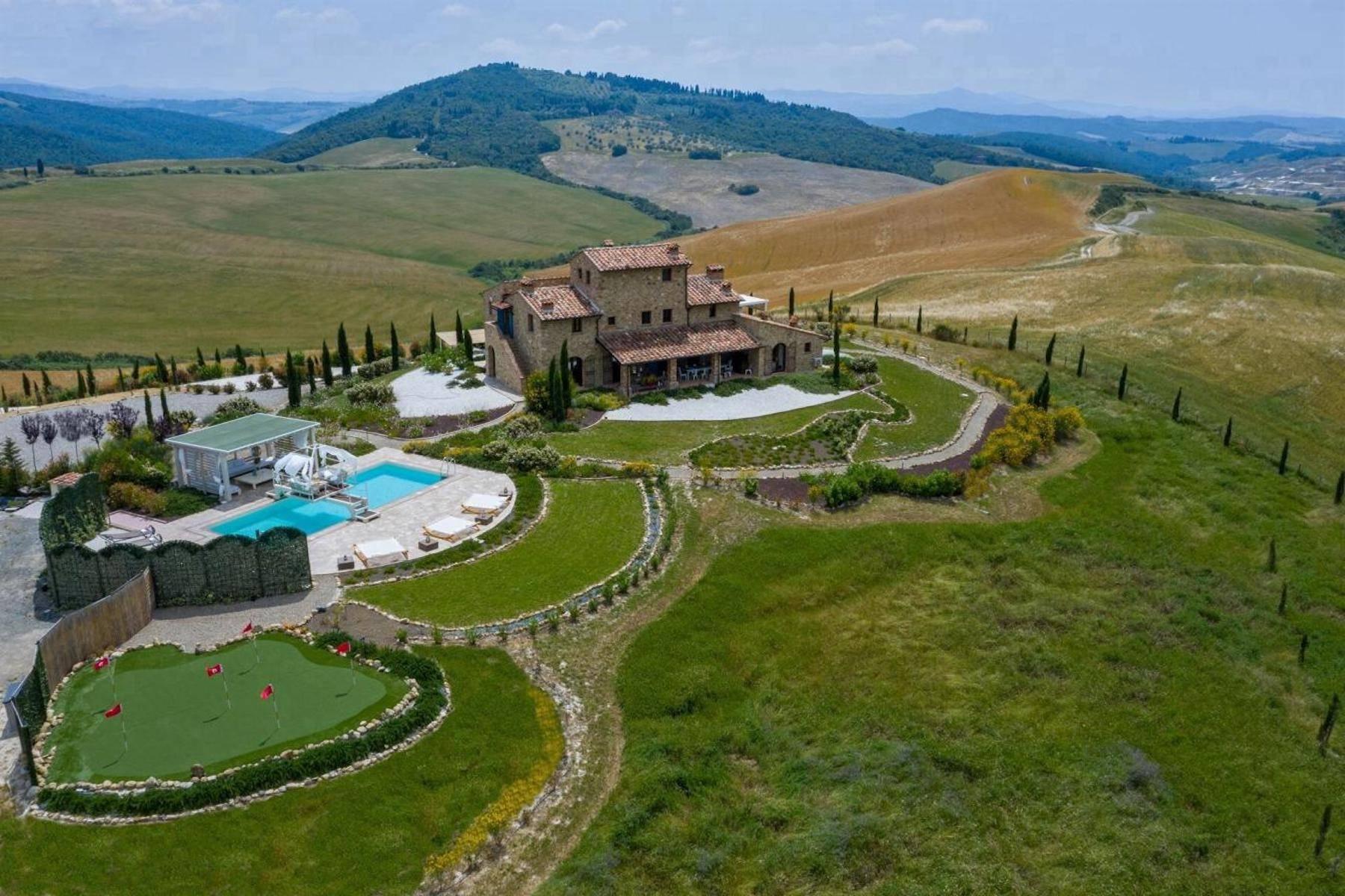 Villa in Vendita a Volterra: 5 locali, 450 mq - Foto 25