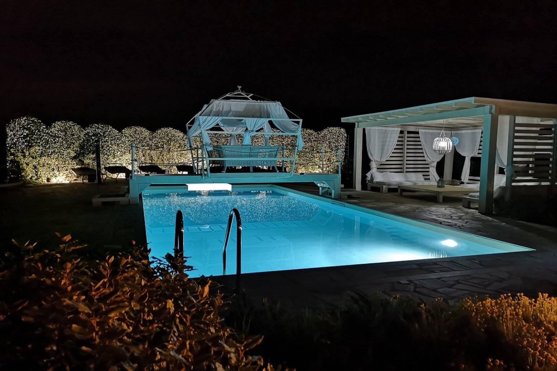 Villa in Vendita a Volterra: 5 locali, 450 mq - Foto 23