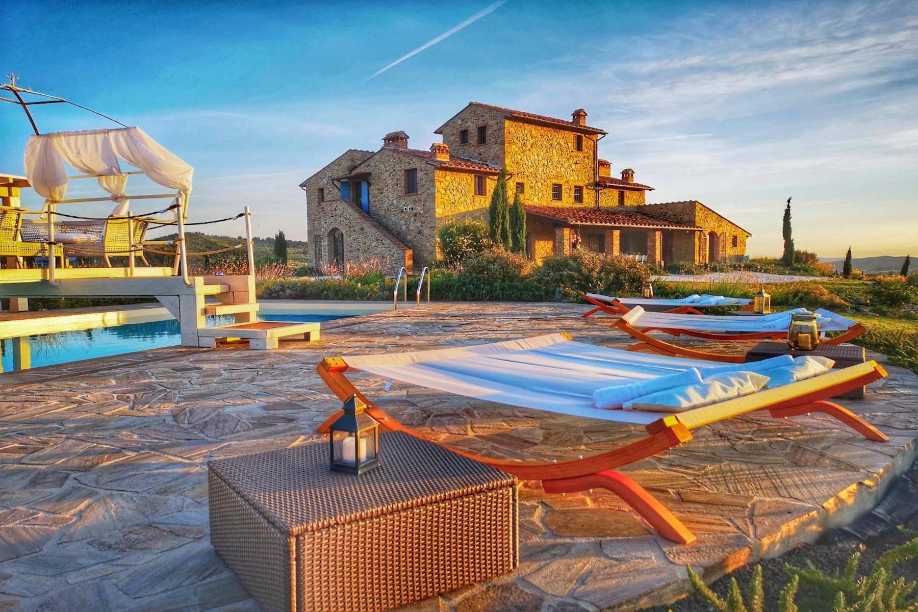 Villa in Vendita a Volterra: 5 locali, 450 mq - Foto 3