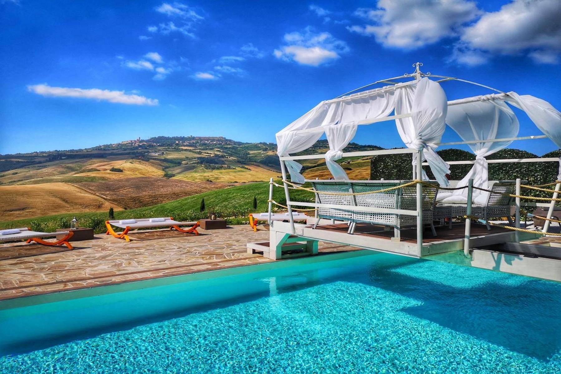 Villa in Vendita a Volterra: 5 locali, 450 mq - Foto 4