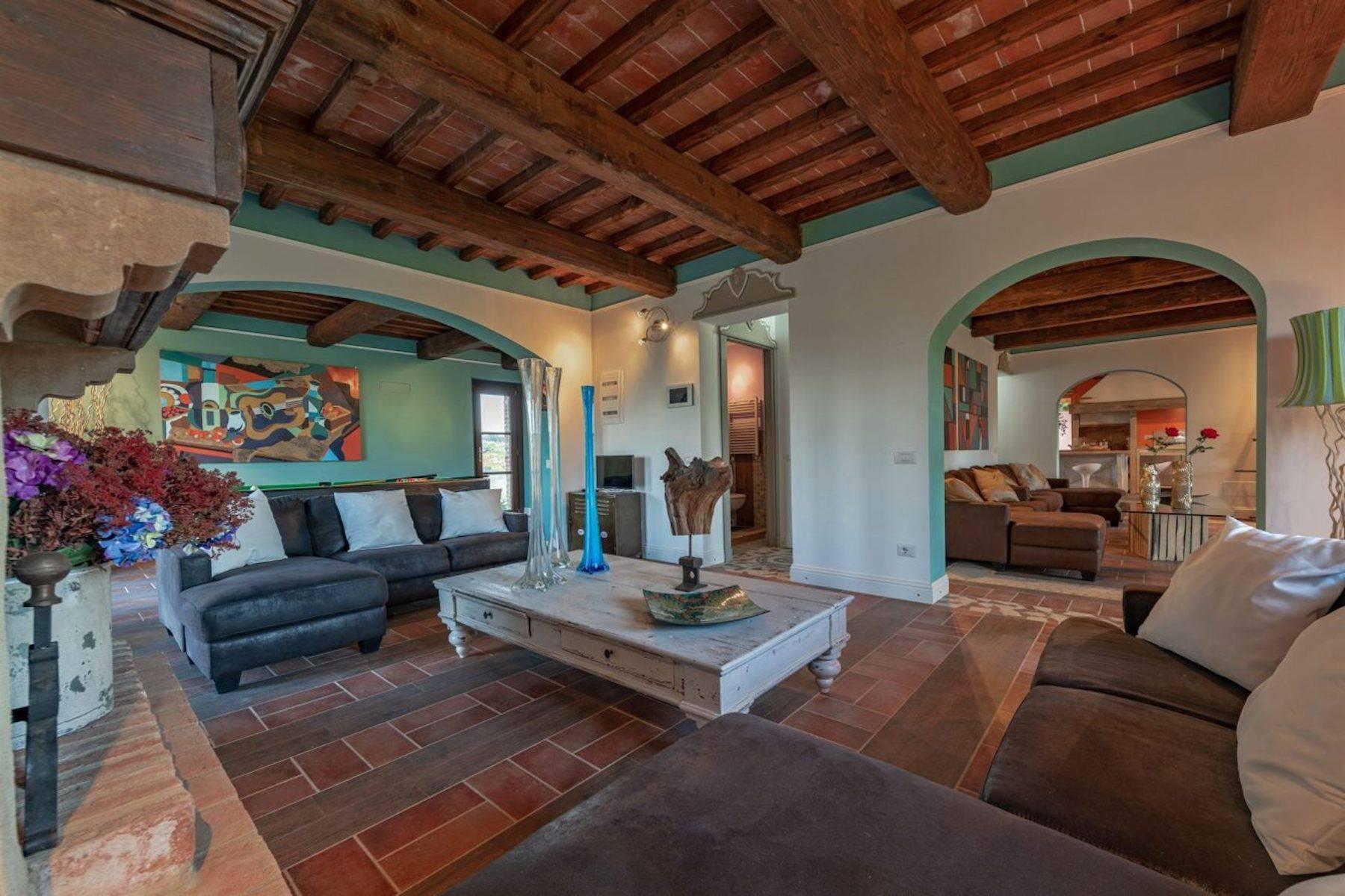 Villa in Vendita a Volterra: 5 locali, 450 mq - Foto 7