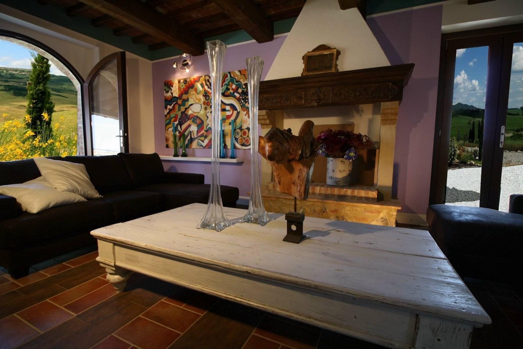 Villa in Vendita a Volterra: 5 locali, 450 mq - Foto 8