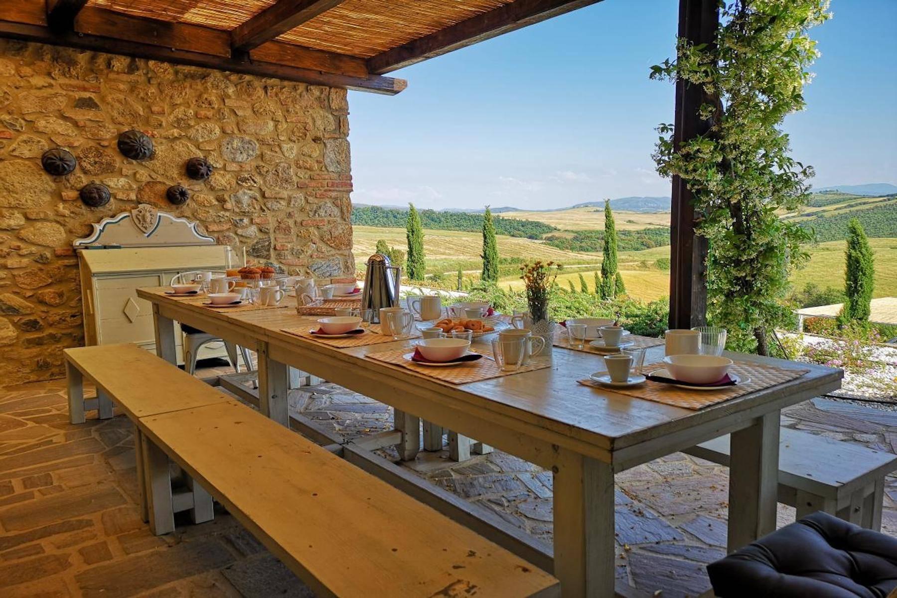 Villa in Vendita a Volterra: 5 locali, 450 mq - Foto 9