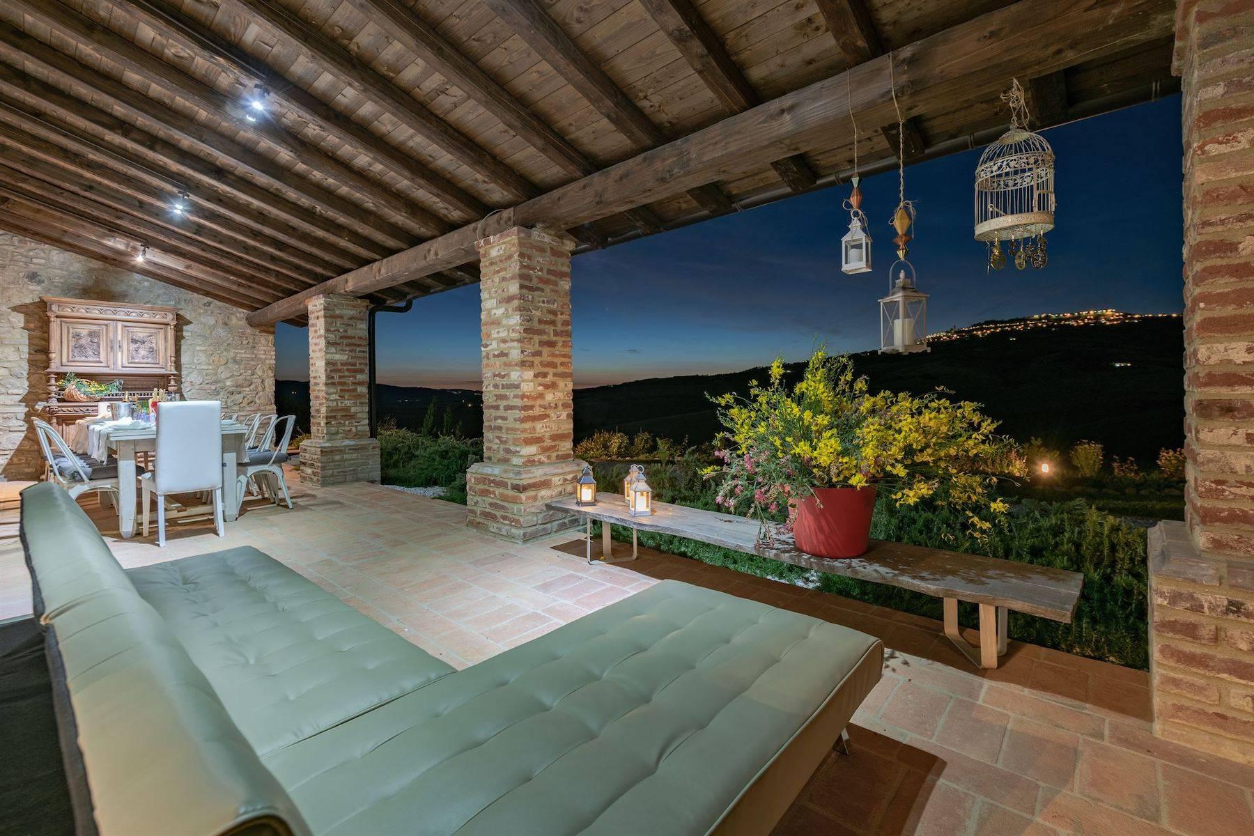 Villa in Vendita a Volterra: 5 locali, 450 mq - Foto 13